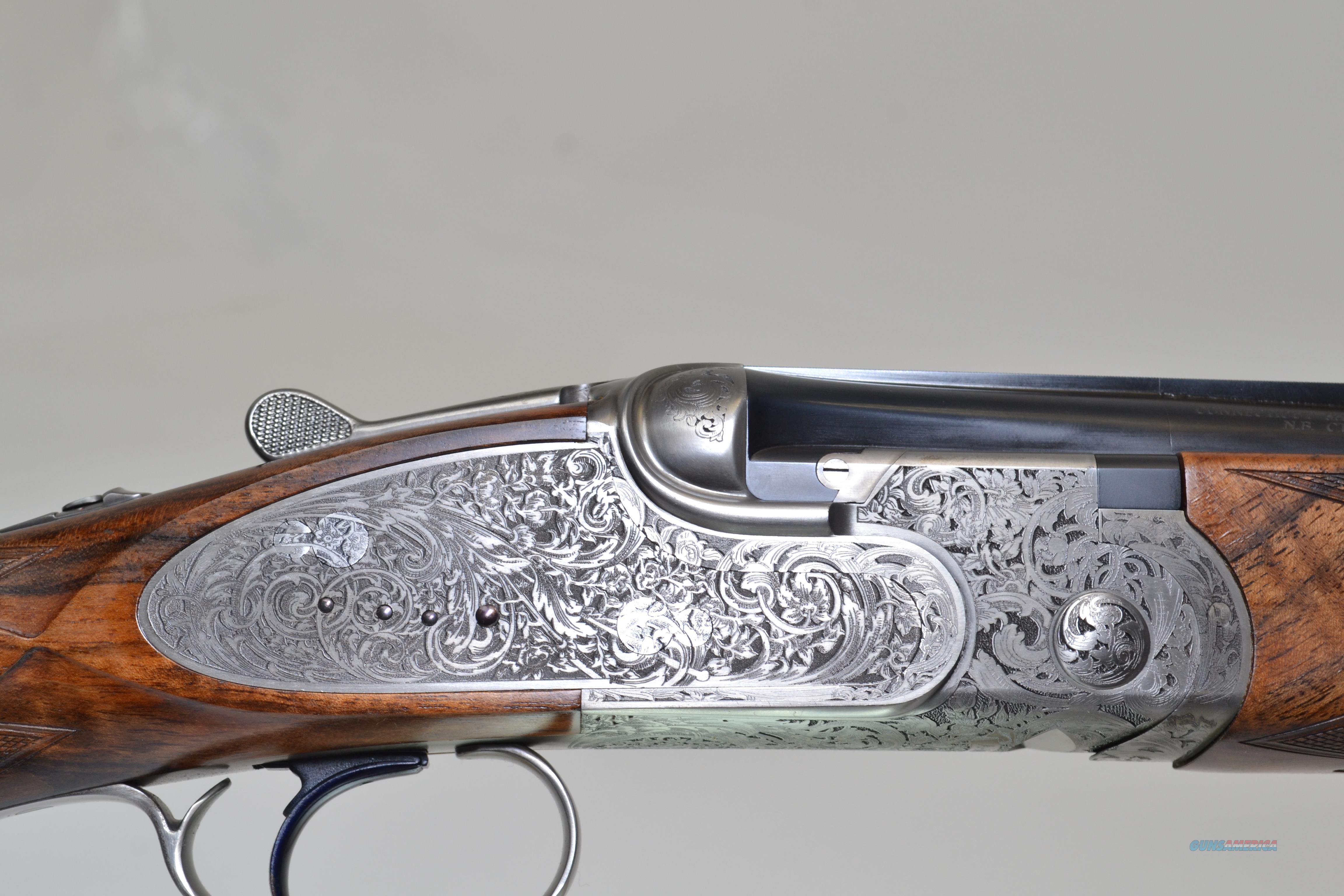 "A10 - Platinum Ornamental, 12ga. 30"" Barrels.  Guns > Shotguns > Connecticut (Galazan) Shotguns"