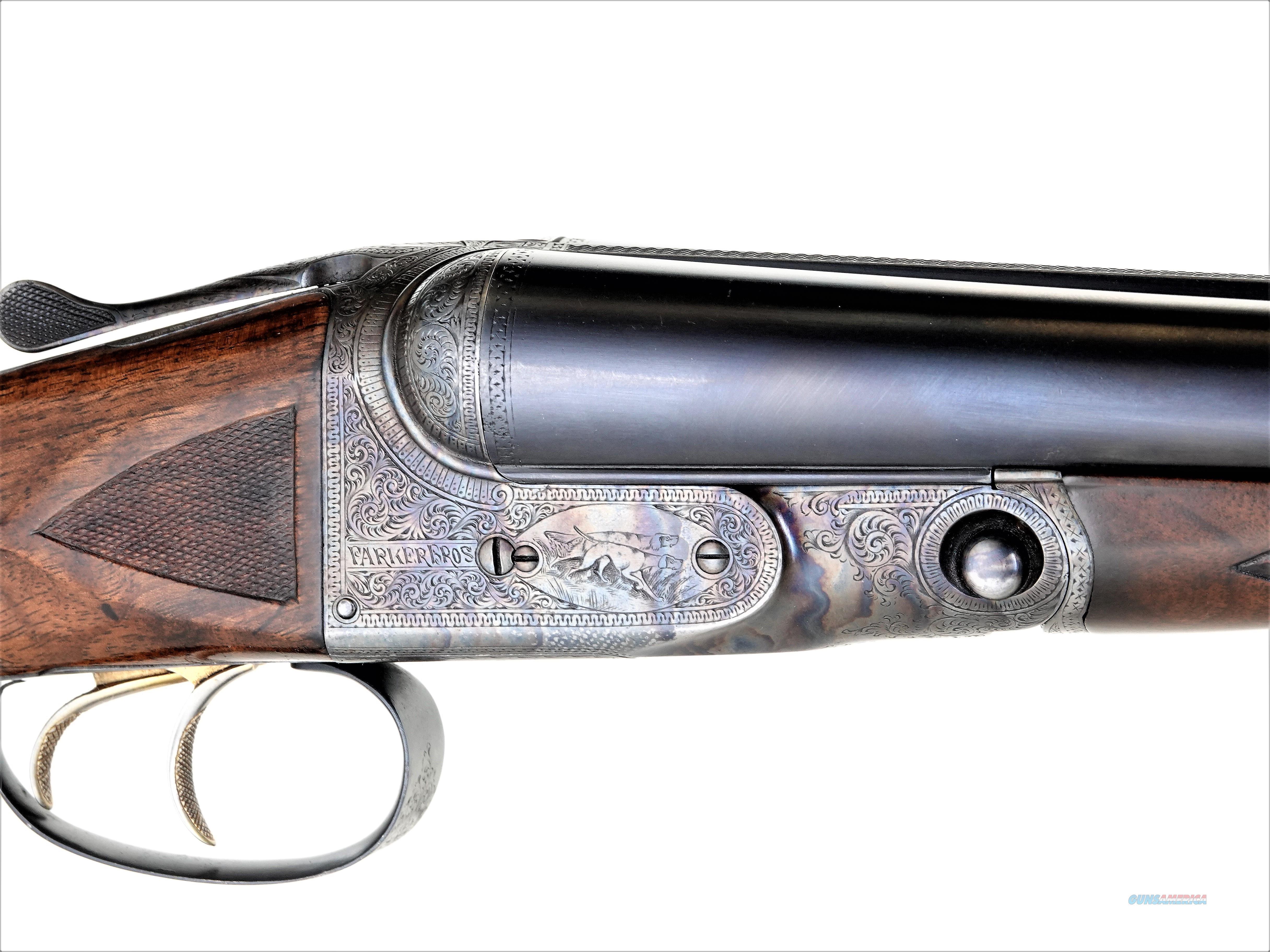 """Parker - BHE, 12ga. 30"""" barrels choked IC/M  Guns > Shotguns > Parker Shotguns"""