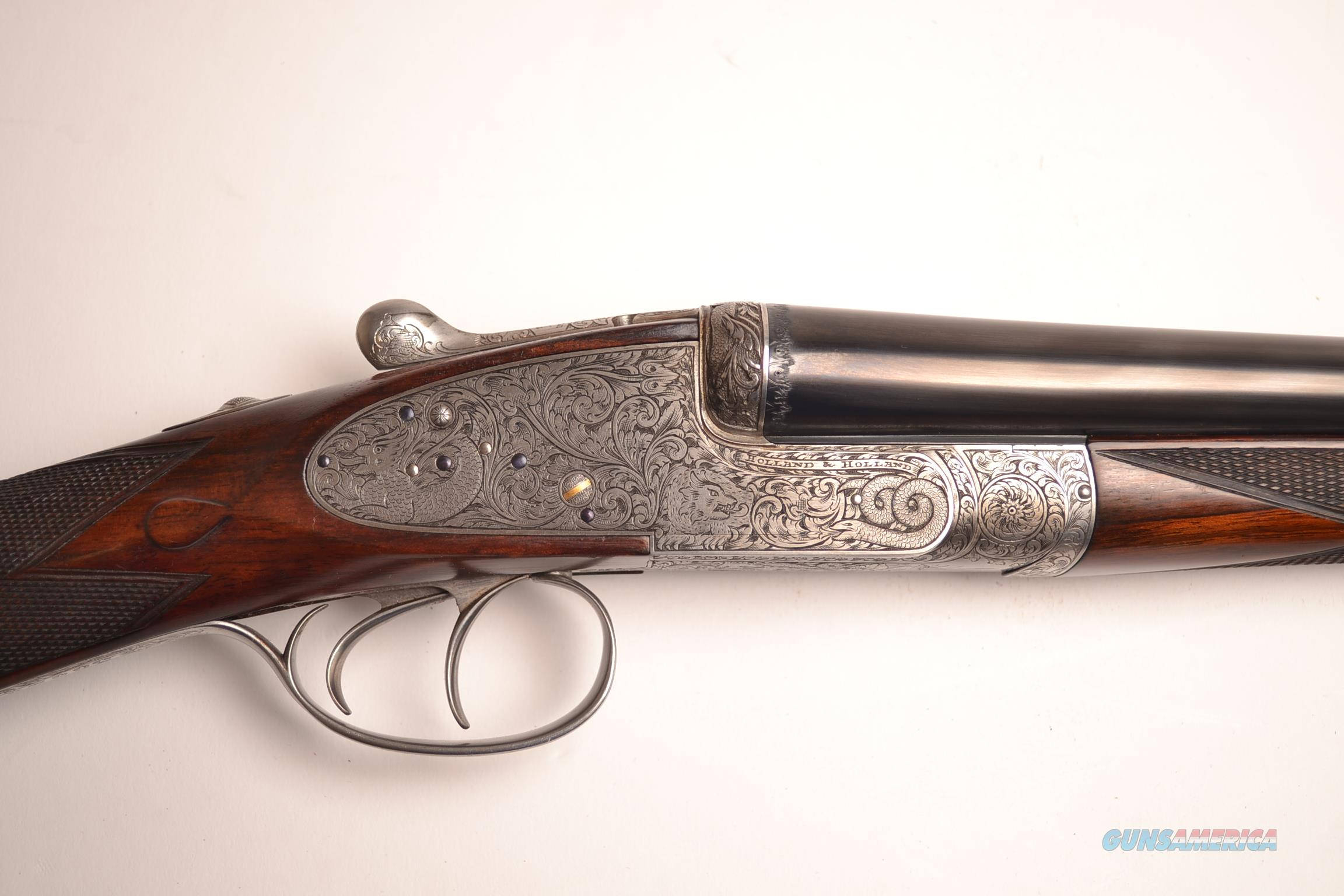 Holland & Holland - Royal Grand Deluxe Matched Pair, 20ga.  Guns > Shotguns > Holland & Holland  Shotguns