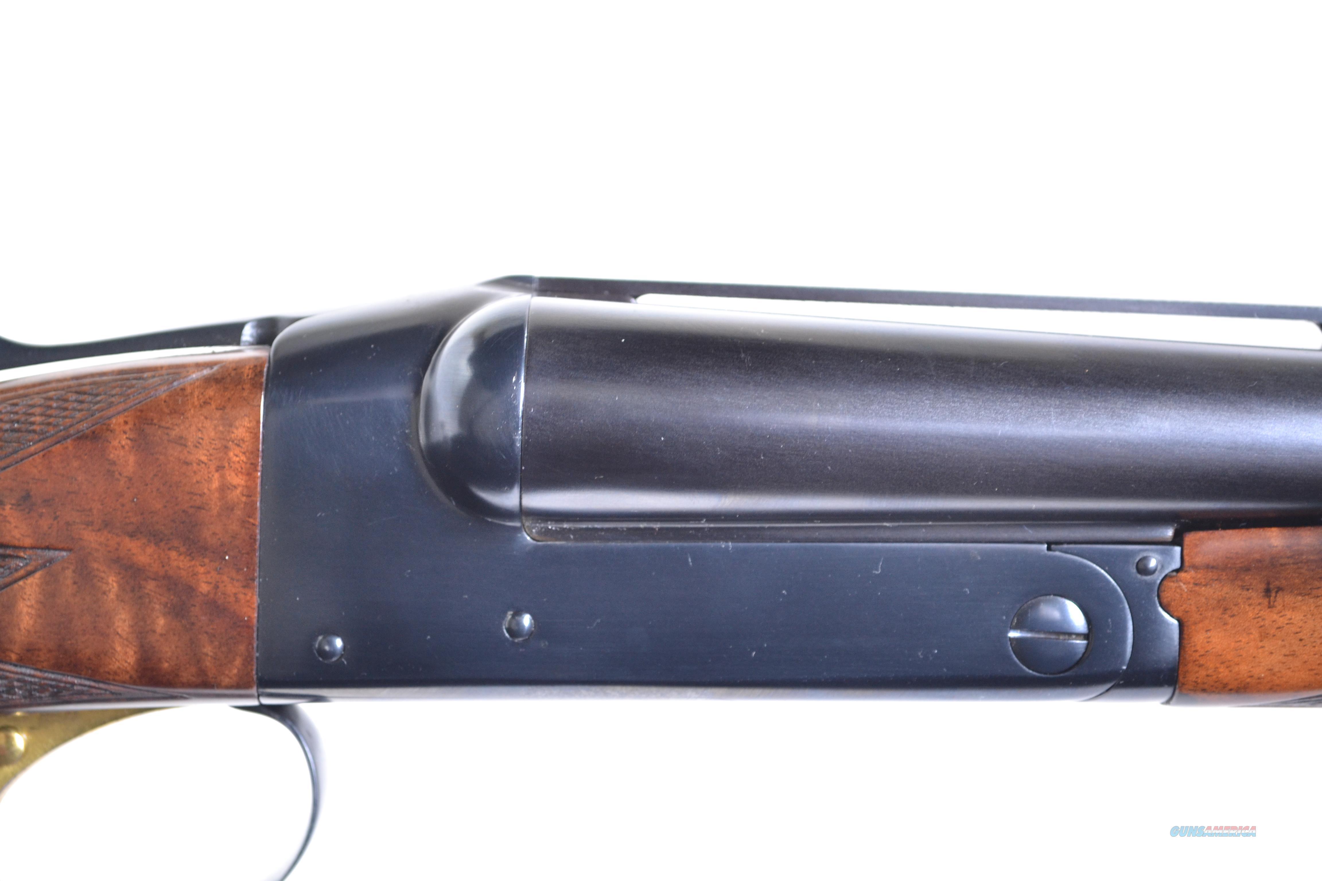 "Winchester - Model 21, Flat Side Custom Grade. 12ga. 28"" barrels  Guns > Shotguns > Winchester Shotguns - Modern > SxS"
