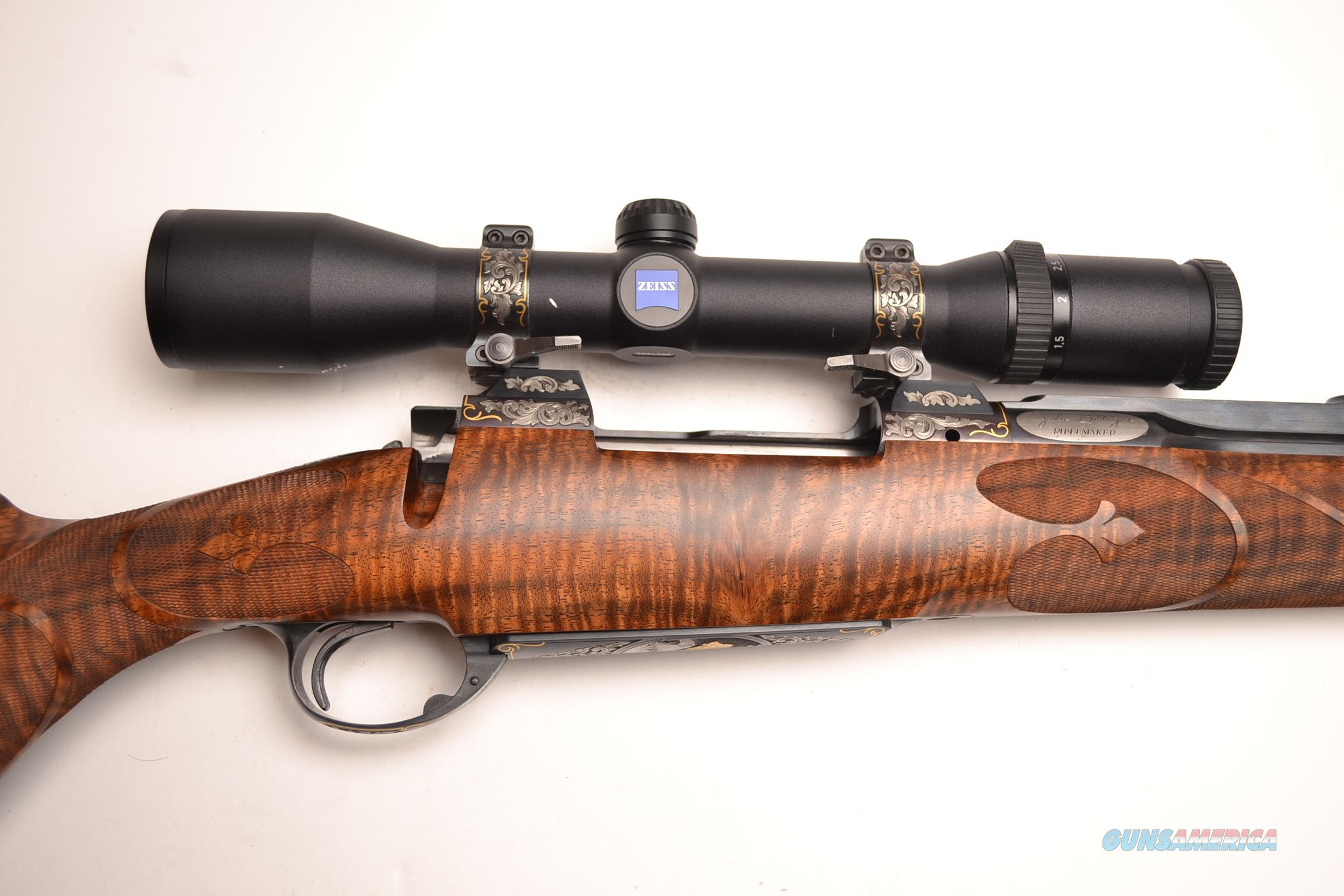 Bollinger – Signature Series Custom Rifle  Guns > Rifles > B Misc Rifles