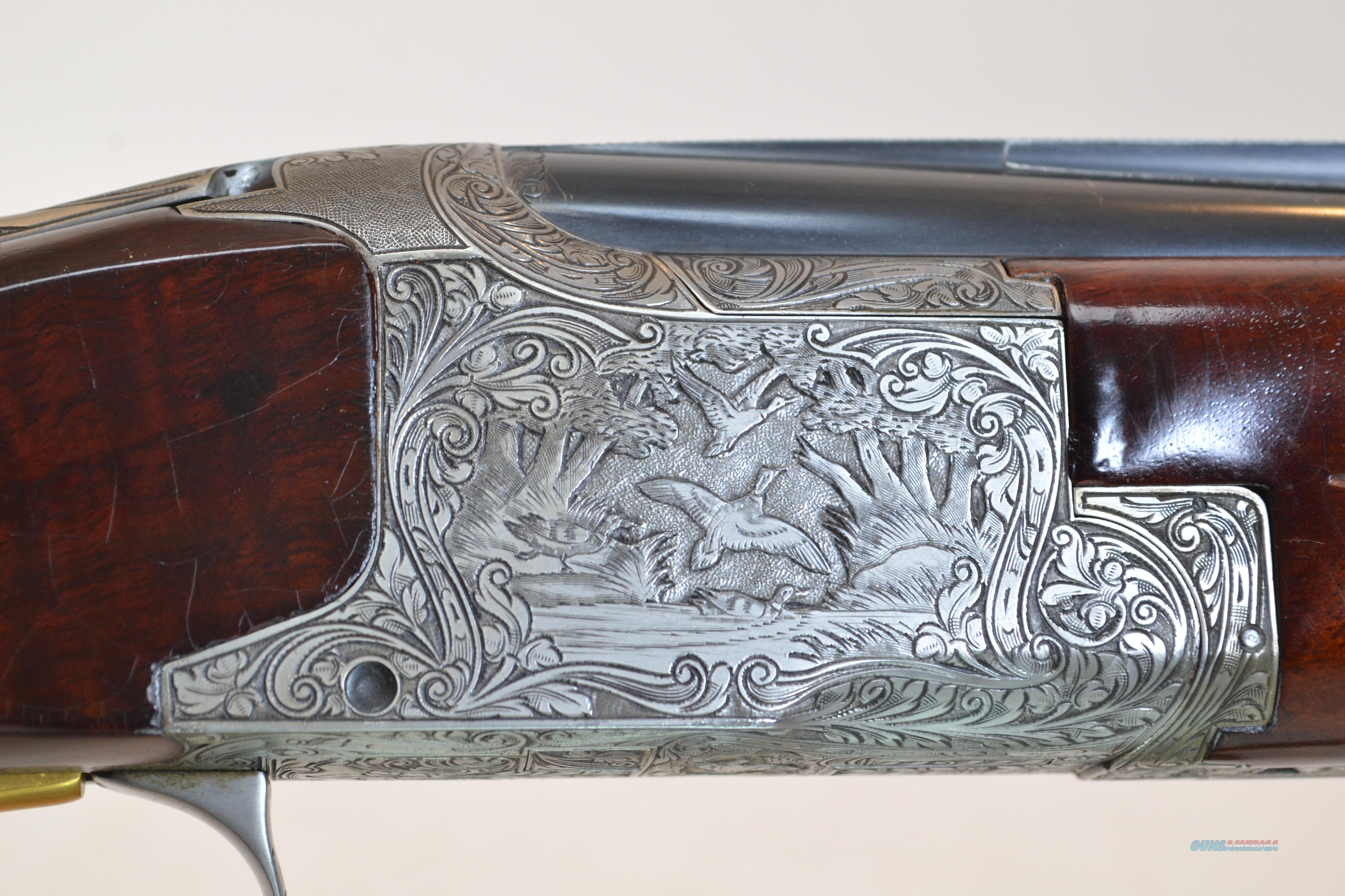"Browning - Diana Superposed, 20ga. 28"" Barrels Choked SK/SK  Guns > Shotguns > Browning Shotguns > Over Unders > Belgian Manufacture"
