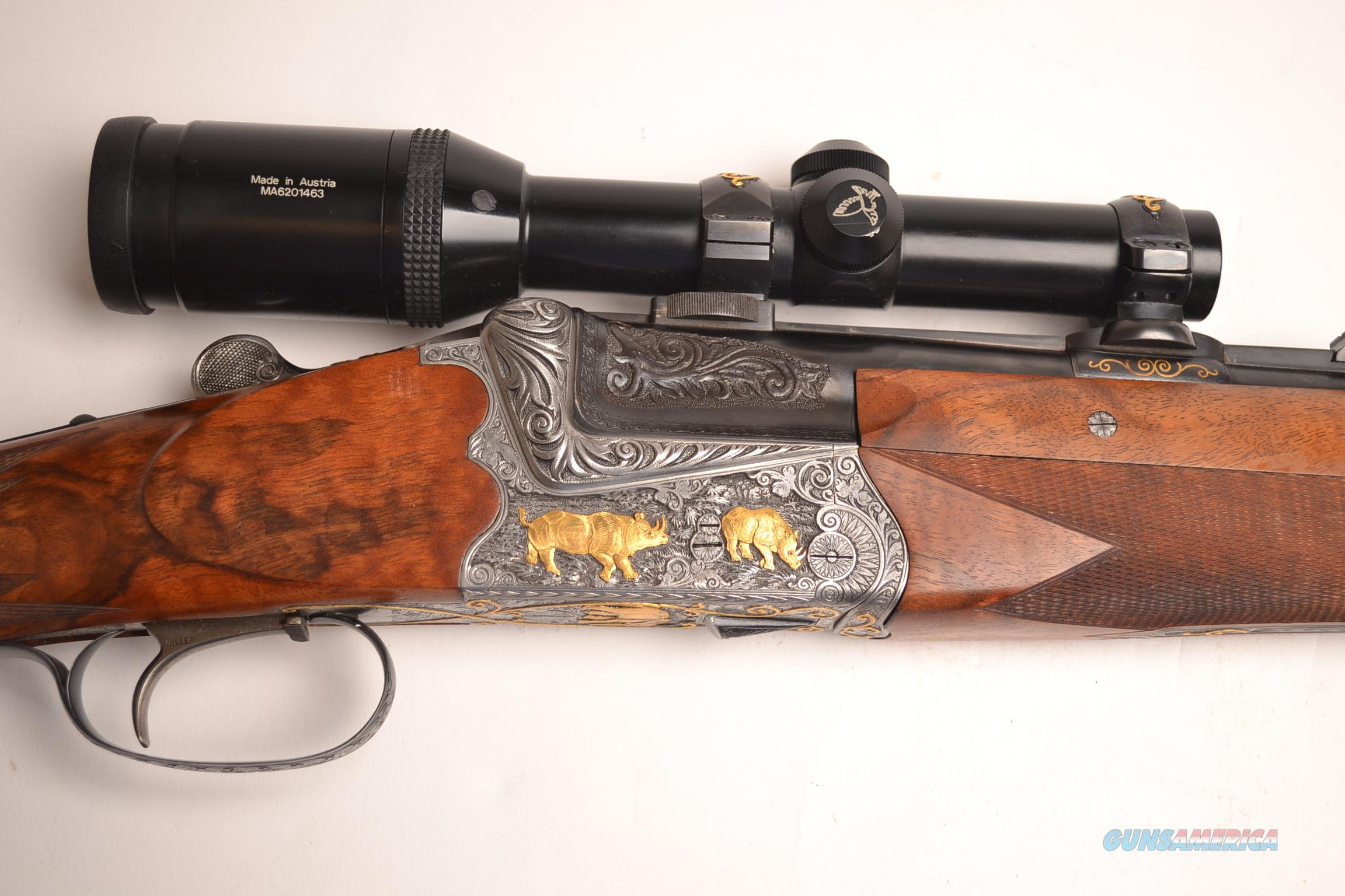 Borovnik - Best Boxlock, Double O/U Rifle, .375 H&H  Guns > Rifles > B Misc Rifles