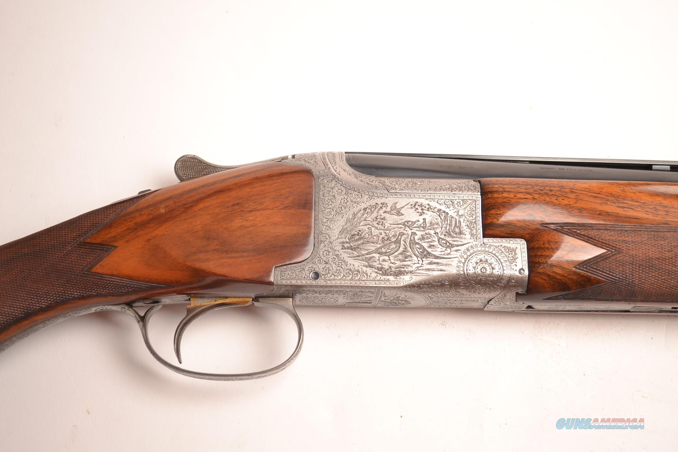 Browning – Fighting Cocks  Guns > Shotguns > Browning Shotguns > Over Unders > Belgian Manufacture
