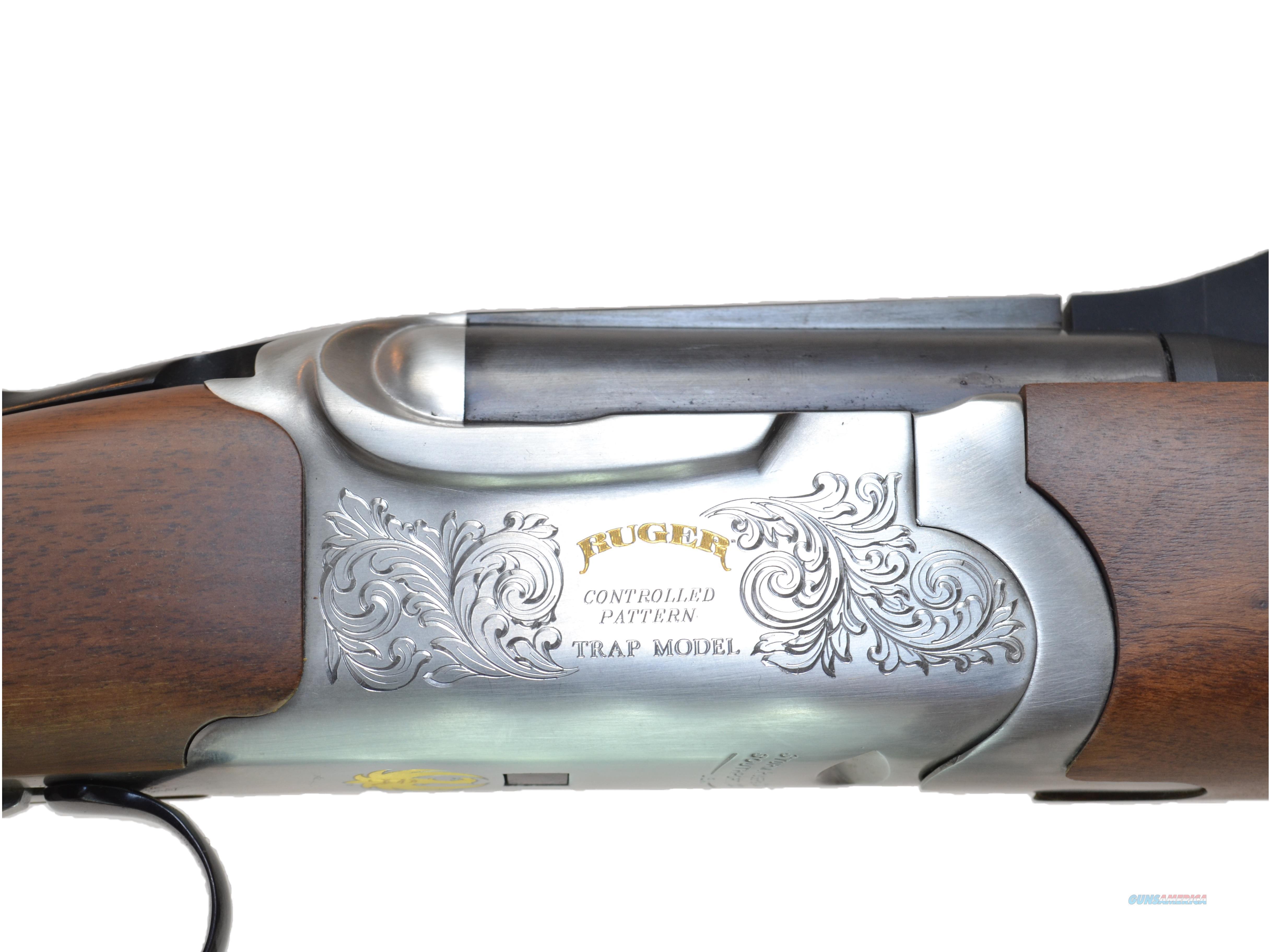 """Ruger - Trap Model, 12ga. 34"""" Barrels  Guns > Shotguns > Ruger Shotguns > Trap/Skeet"""