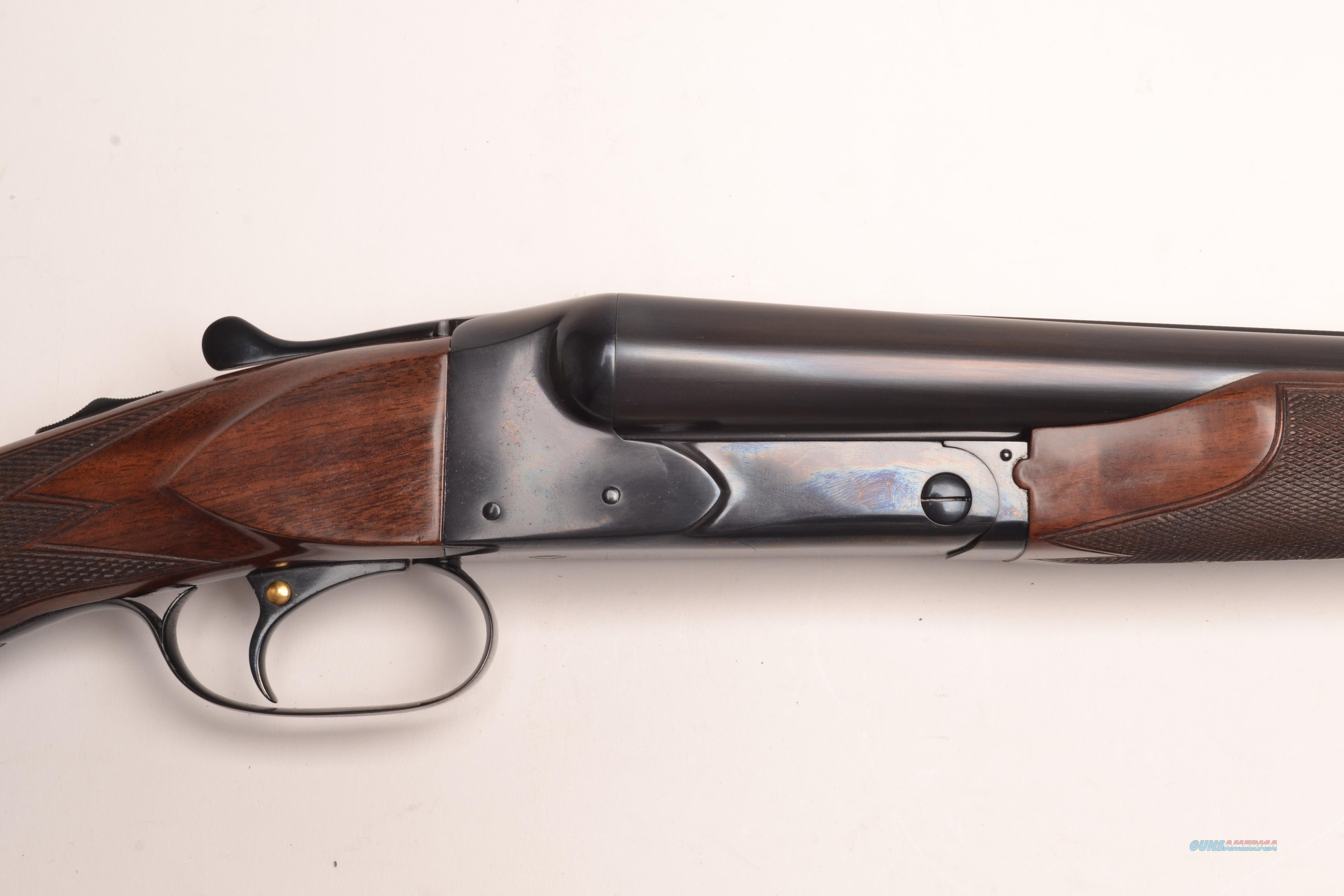 Winchester - Model 21, Heavy Weight, 12ga.  Guns > Shotguns > Winchester Shotguns - Modern > SxS