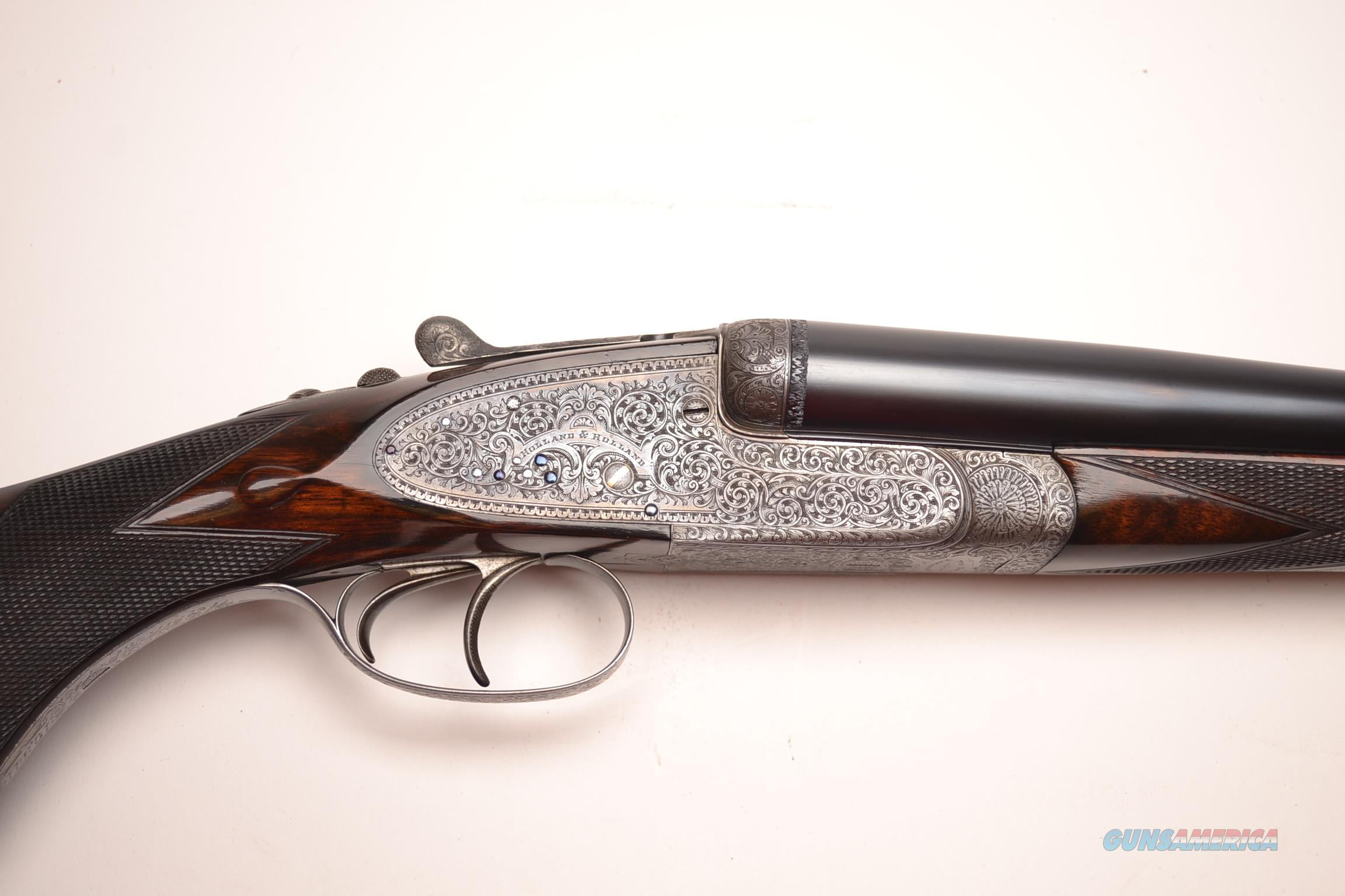Holland & Holland - Royal Double Rifle  Guns > Rifles > Holland & Holland Rifles