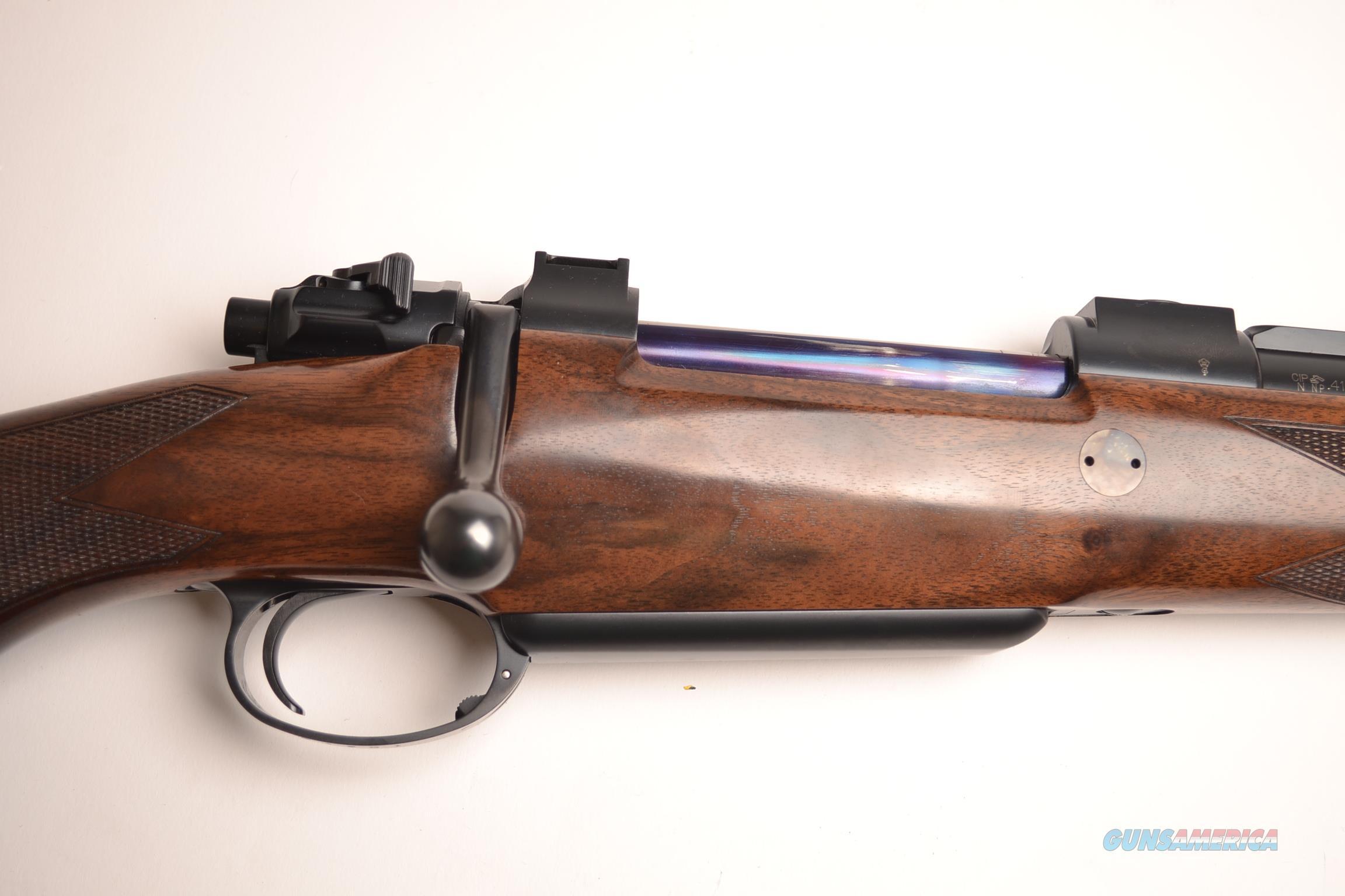 Rigby - Big Game Bolt Action Rifle  Guns > Rifles > Rigby Rifles