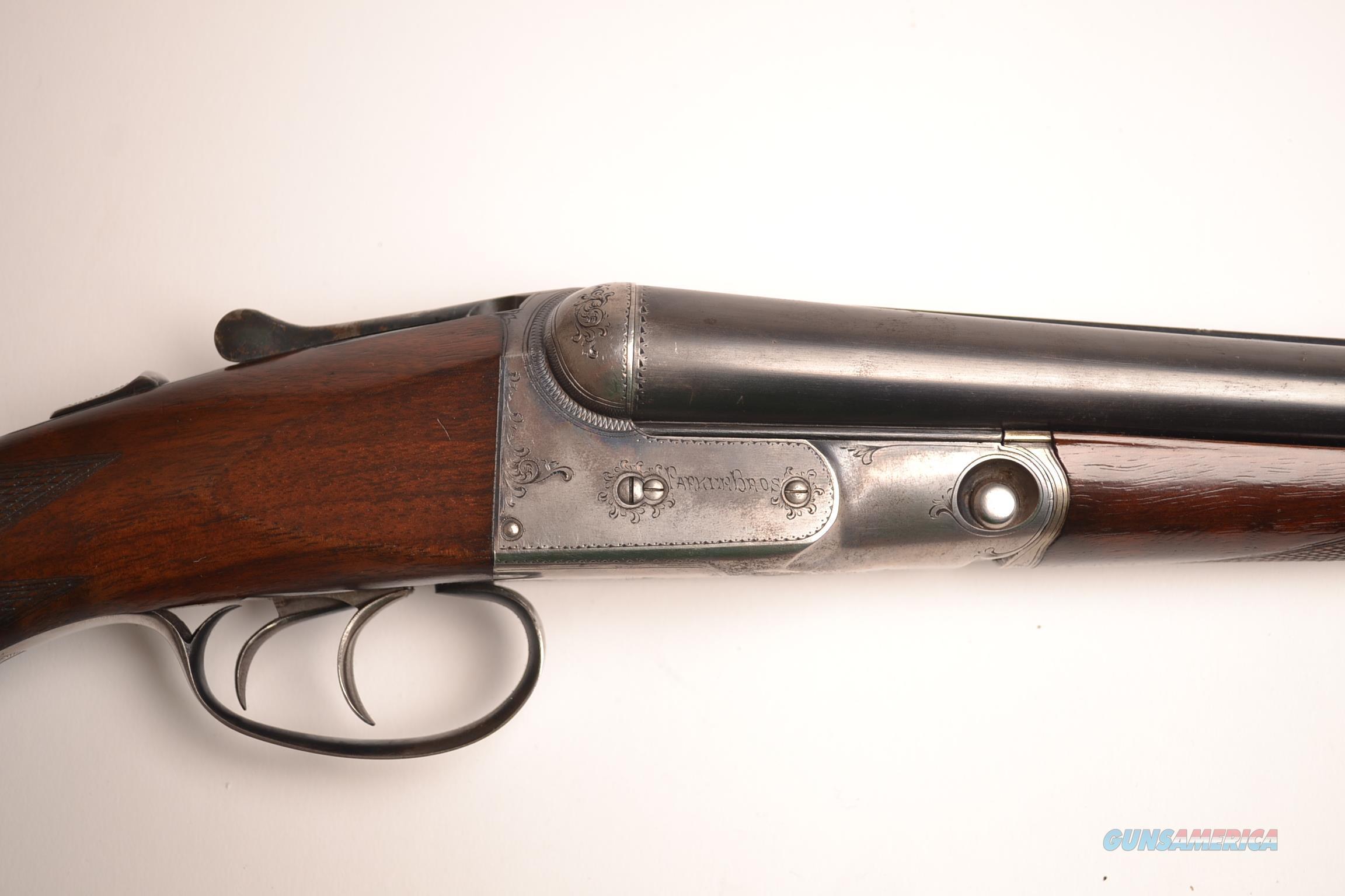 Parker - PHE, 16ga.  Guns > Shotguns > Parker Shotguns