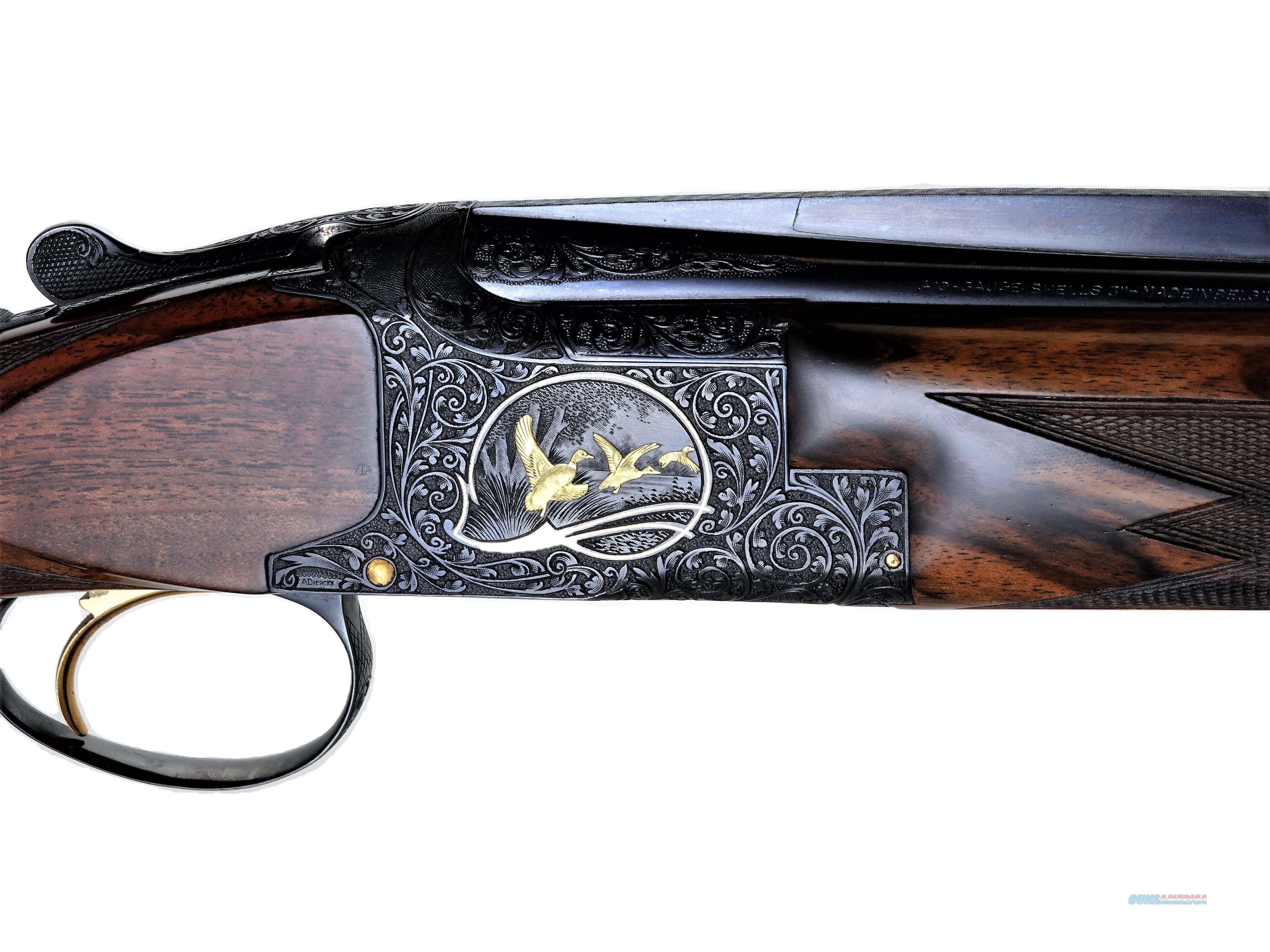 """Browning - Midas, .410ga. 28"""" barrels  Guns > Shotguns > Browning Shotguns > Over Unders > Belgian Manufacture"""