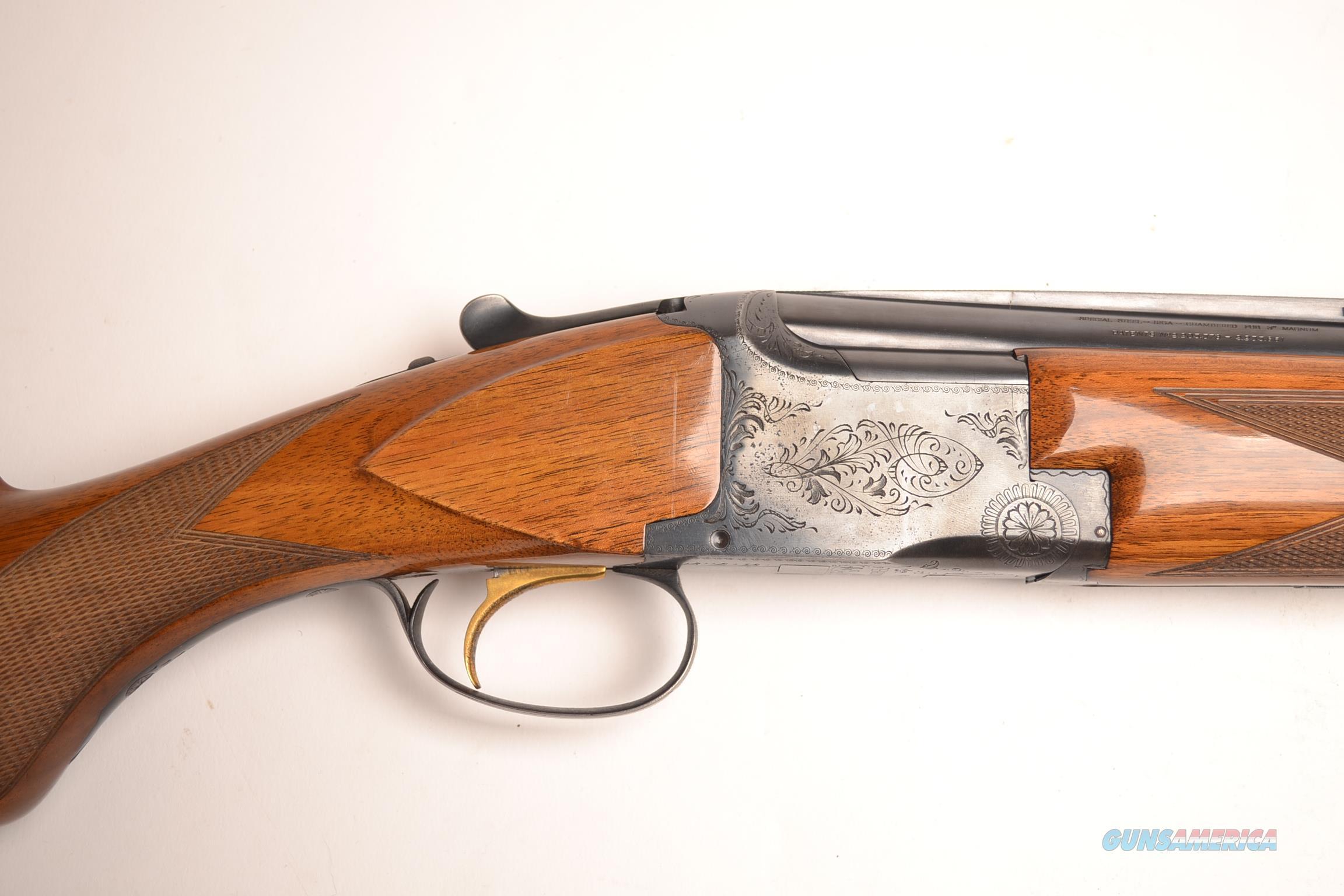 Browning – Grade 1 Magnum, 12ga.  Guns > Shotguns > Browning Shotguns > Over Unders > Belgian Manufacture