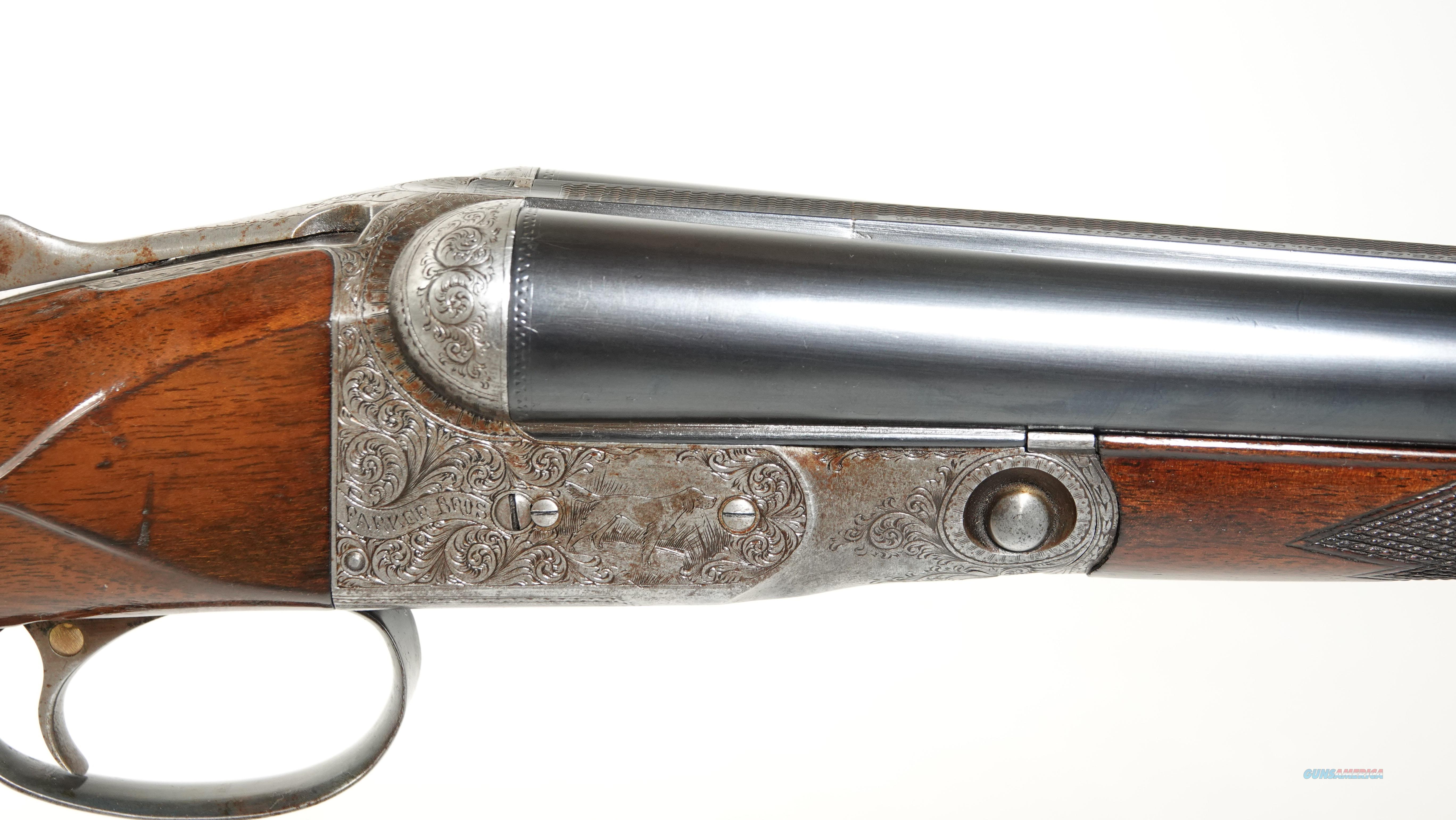 "Parker - DHE, 12ga. 28"" barrels, M/IM choked  Guns > Shotguns > Parker Shotguns"