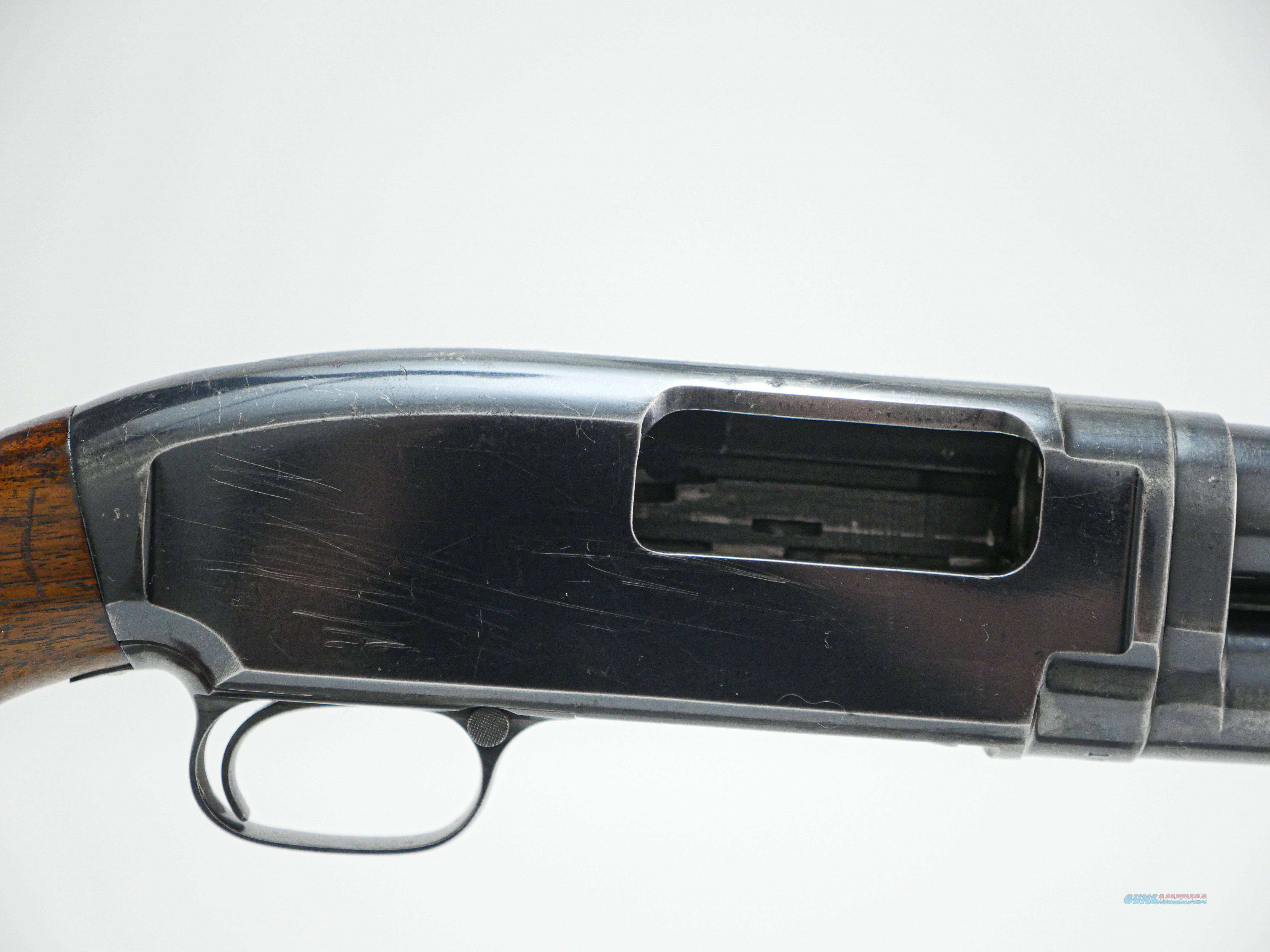 "Winchester - Model 12, Heavy Duck, 12ga. 30"" Barrels Fixed  Guns > Shotguns > Winchester Shotguns - Modern > Pump Action > Hunting"
