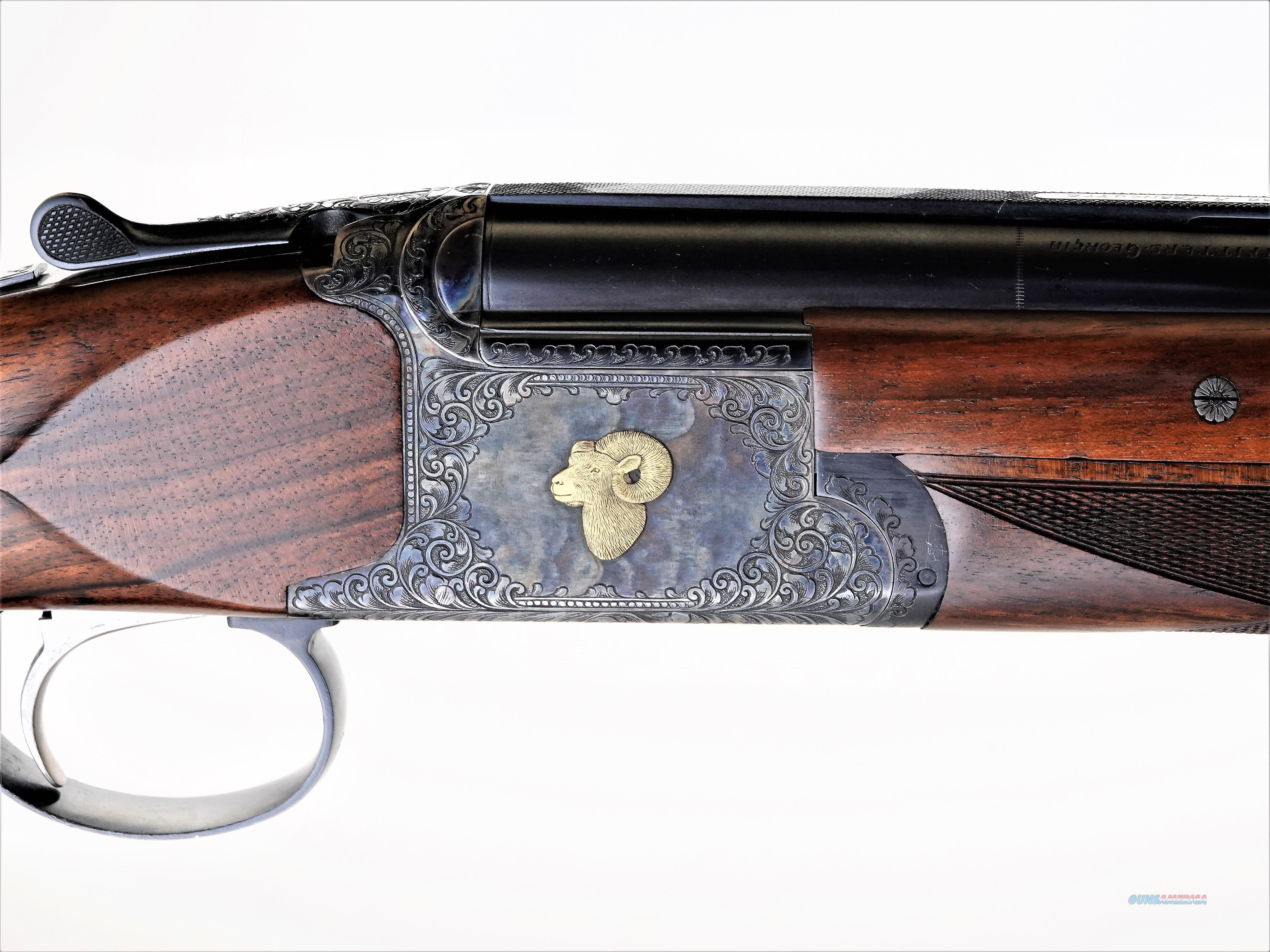 "Francotte - Combination, 20ga/93x74R. 28"" Barrel  Guns > Shotguns > Francotte Shotguns"