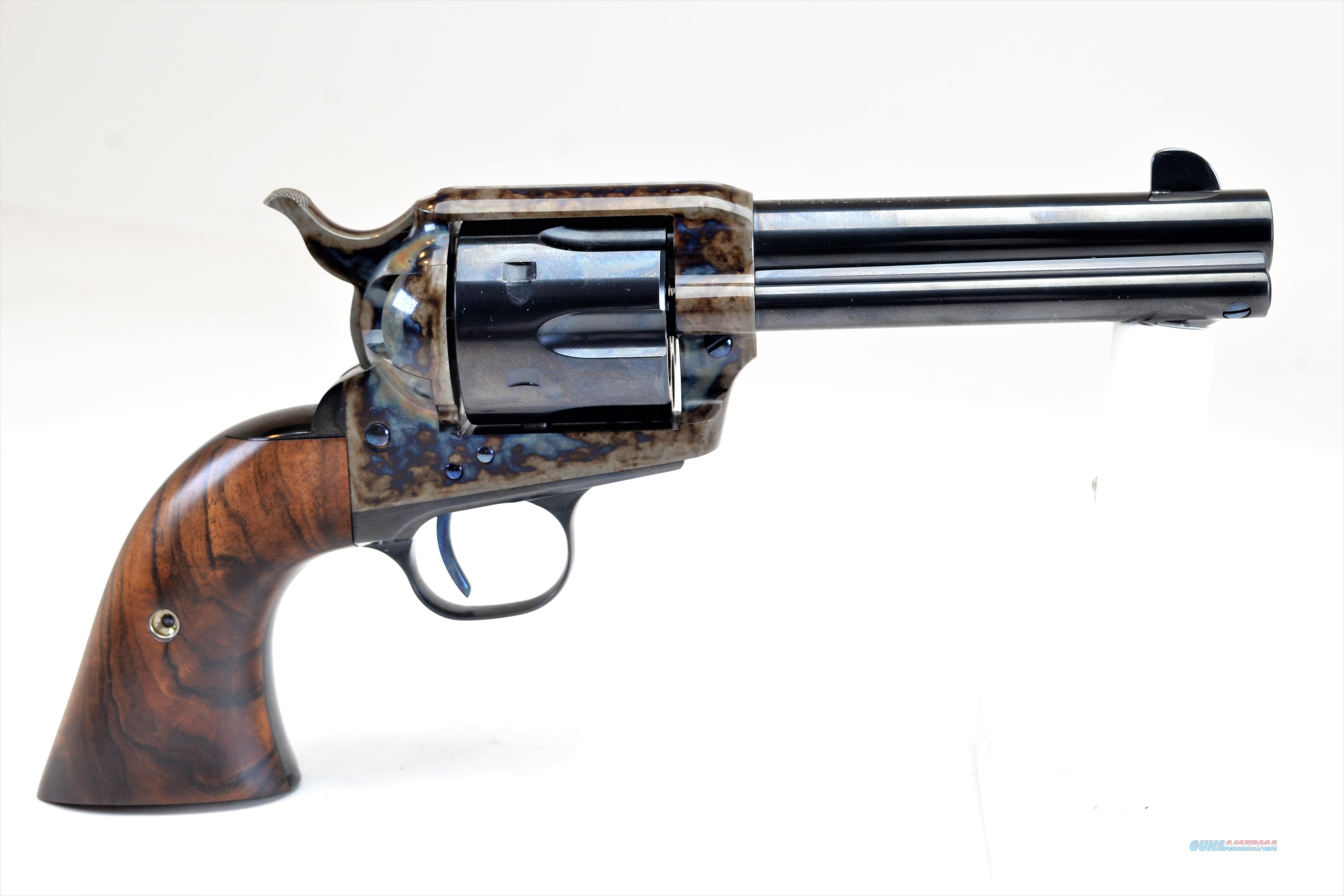 "Standard Manufacturing SA Revolver : Barrel Lengths: 4 ¾"", 5 ½"", 7 ½""  #SA1  Guns > Pistols > Colt Replica (American) Pistols"