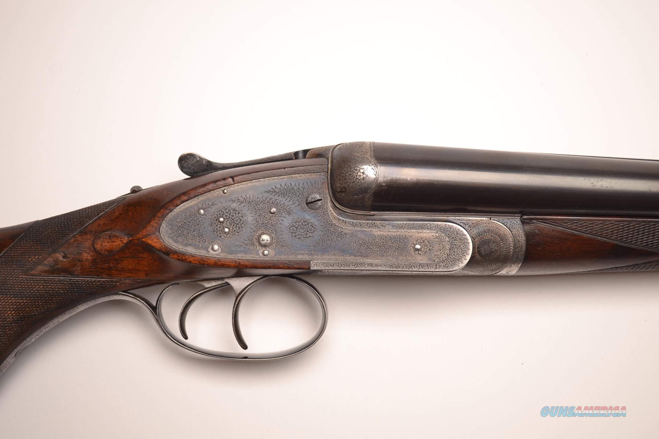Purdey - Best Sidelock, 2 Barrel Set  Guns > Shotguns > Purdy Shotguns
