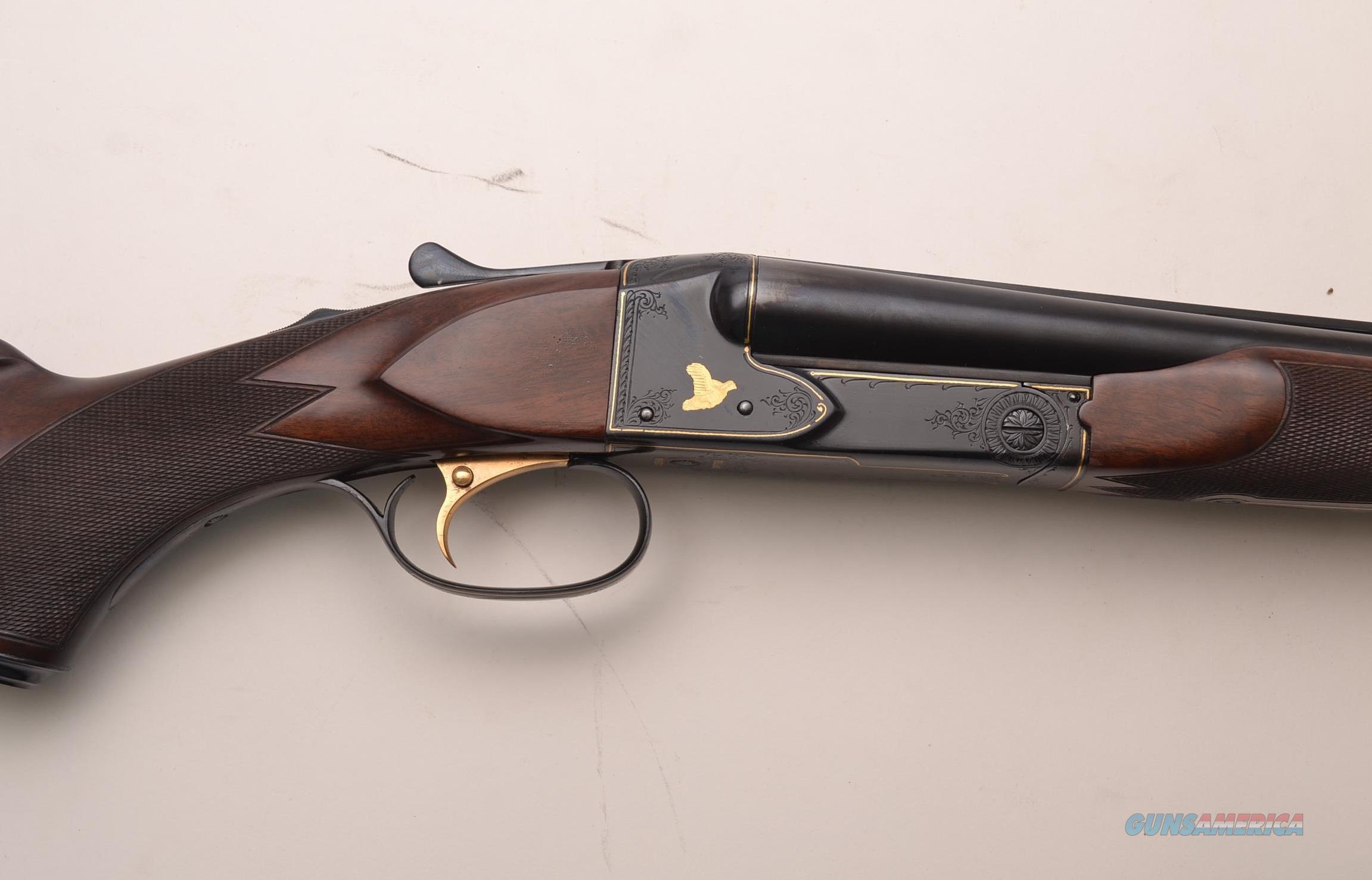 Winchester Model 21, Deluxe Skeet, 20ga.  Guns > Shotguns > Winchester Shotguns - Modern > SxS