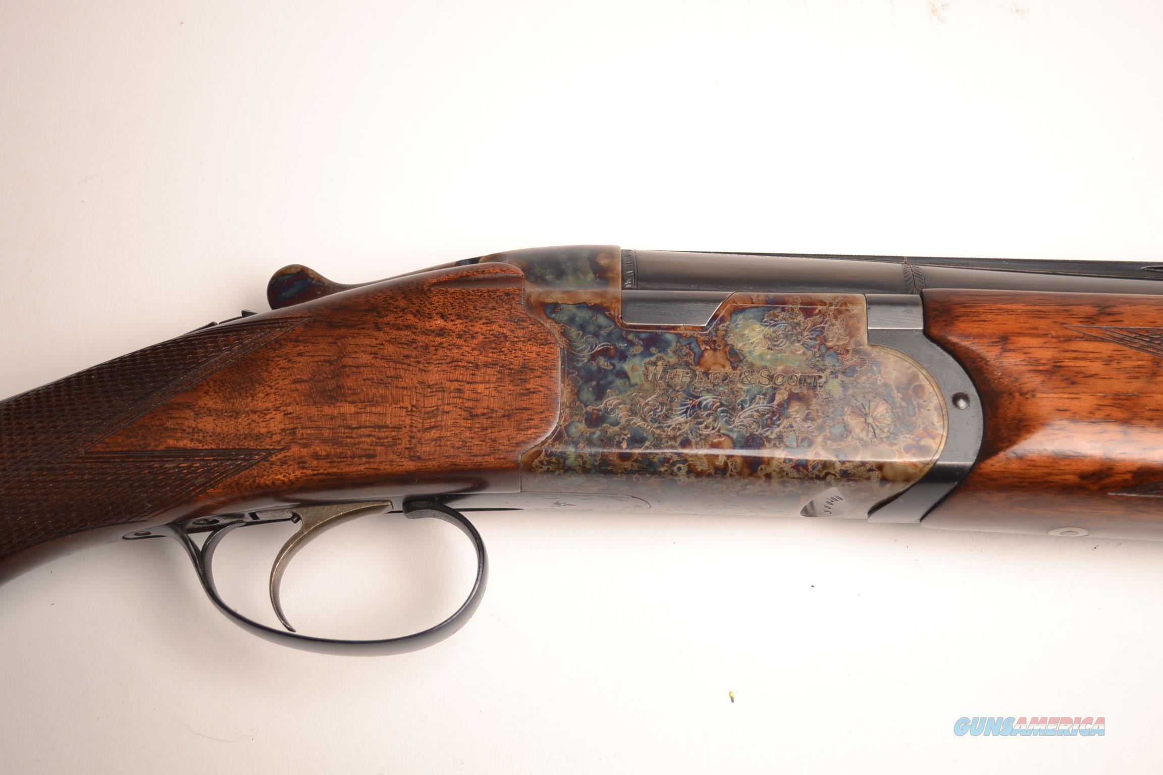 Webley & Scott - Model 901  Guns > Shotguns > W Misc Shotguns