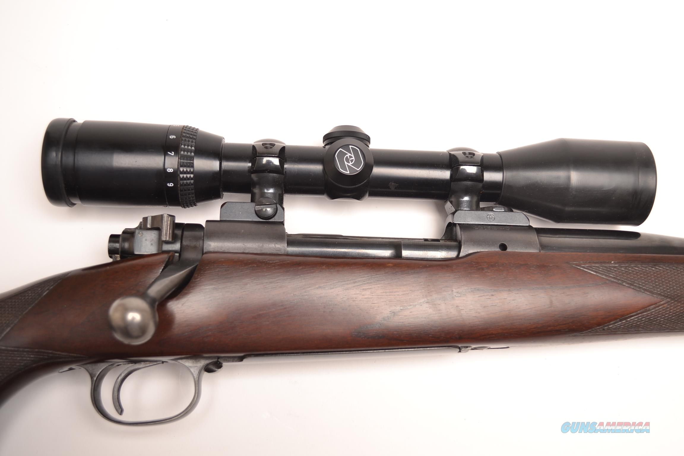 Winchester - Model 70, .375 H&H  Guns > Rifles > Winchester Rifles - Modern Bolt/Auto/Single > Model 70 > Pre-64