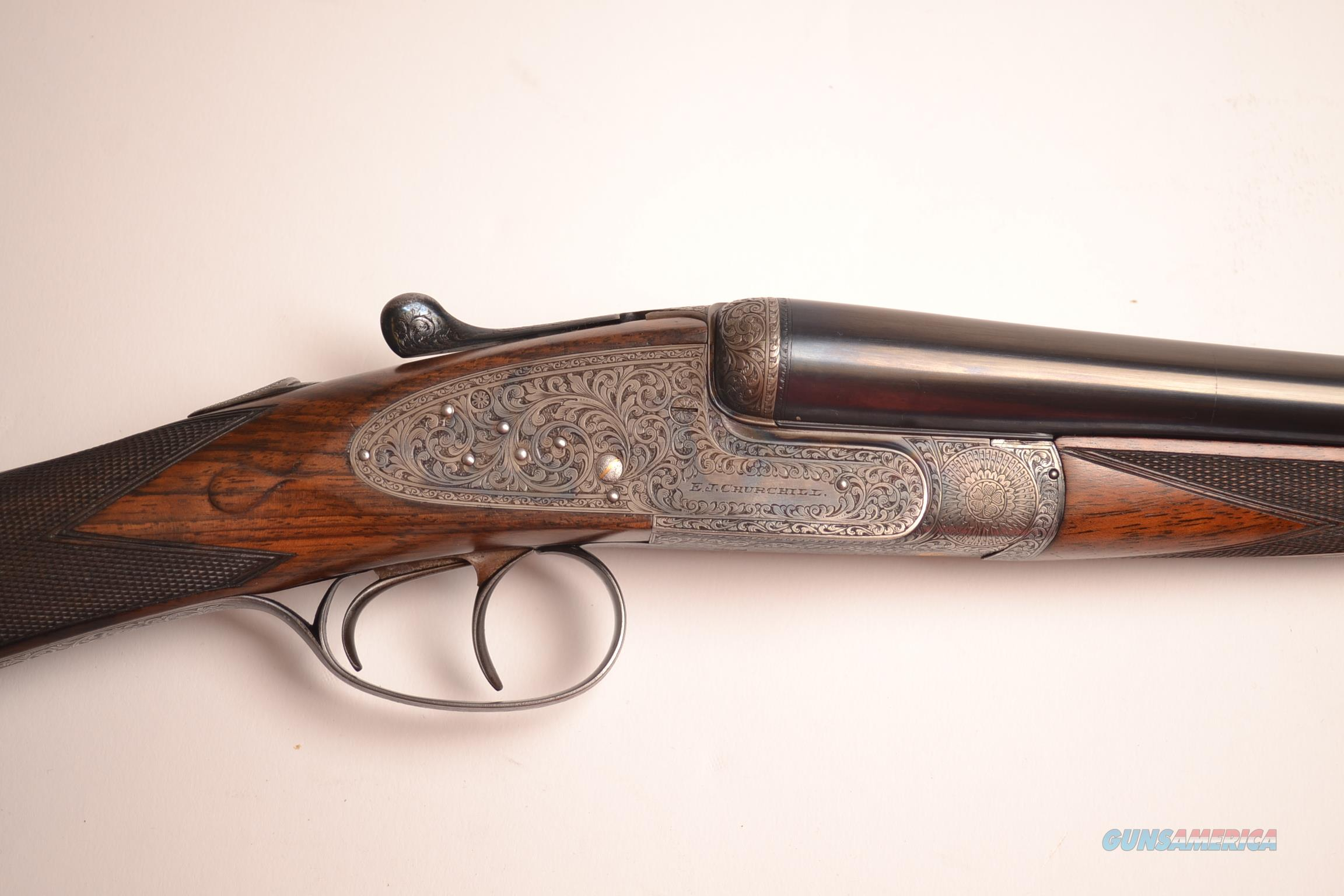 E.J. Churchill - XXV Crown Grade  Guns > Shotguns > C Misc Shotguns