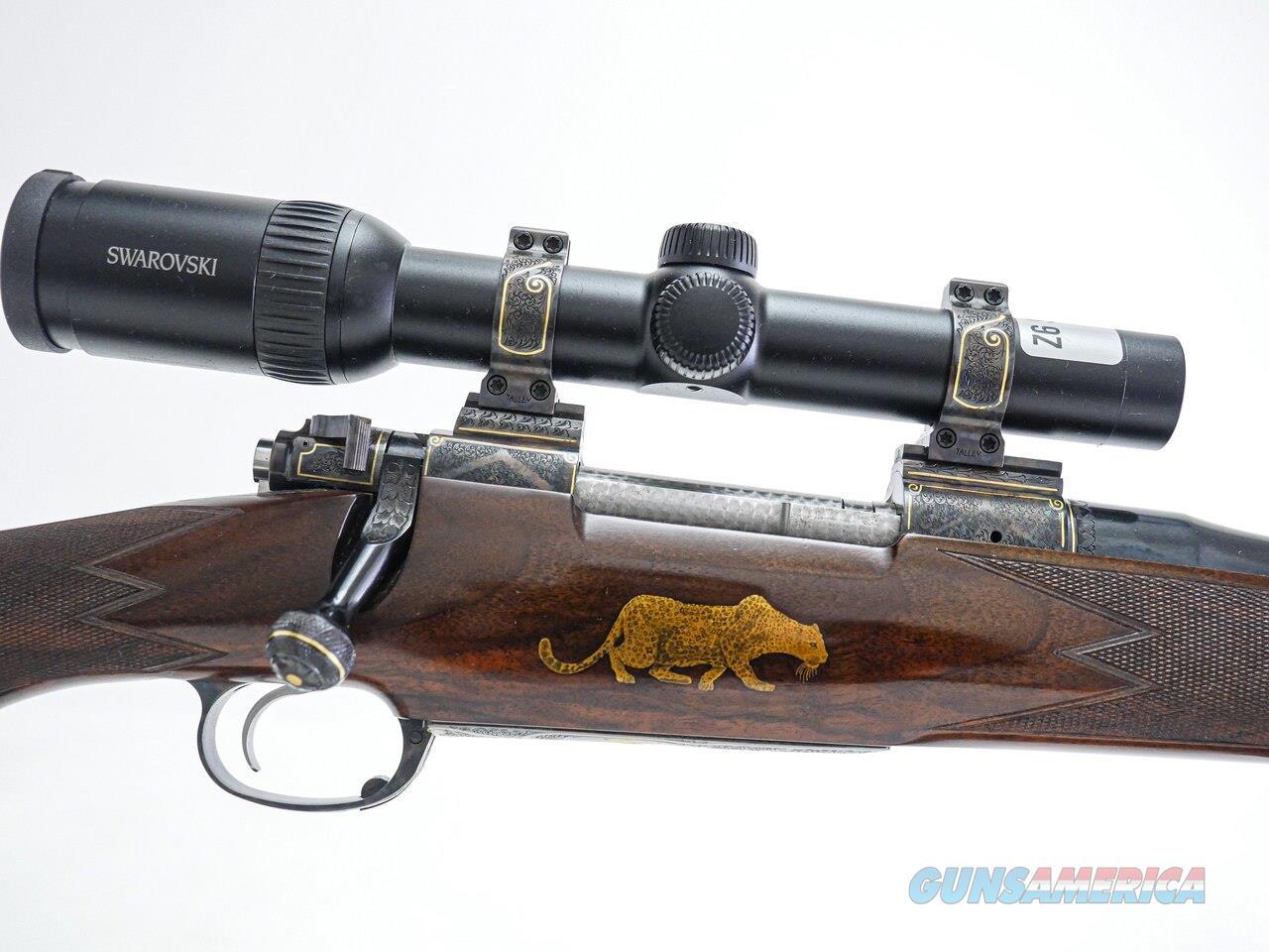 "Galazan - Custom Bolt Action Rifle, .375 H&H, 23"" Barrel  Guns > Rifles > Dakota Arms Rifles"