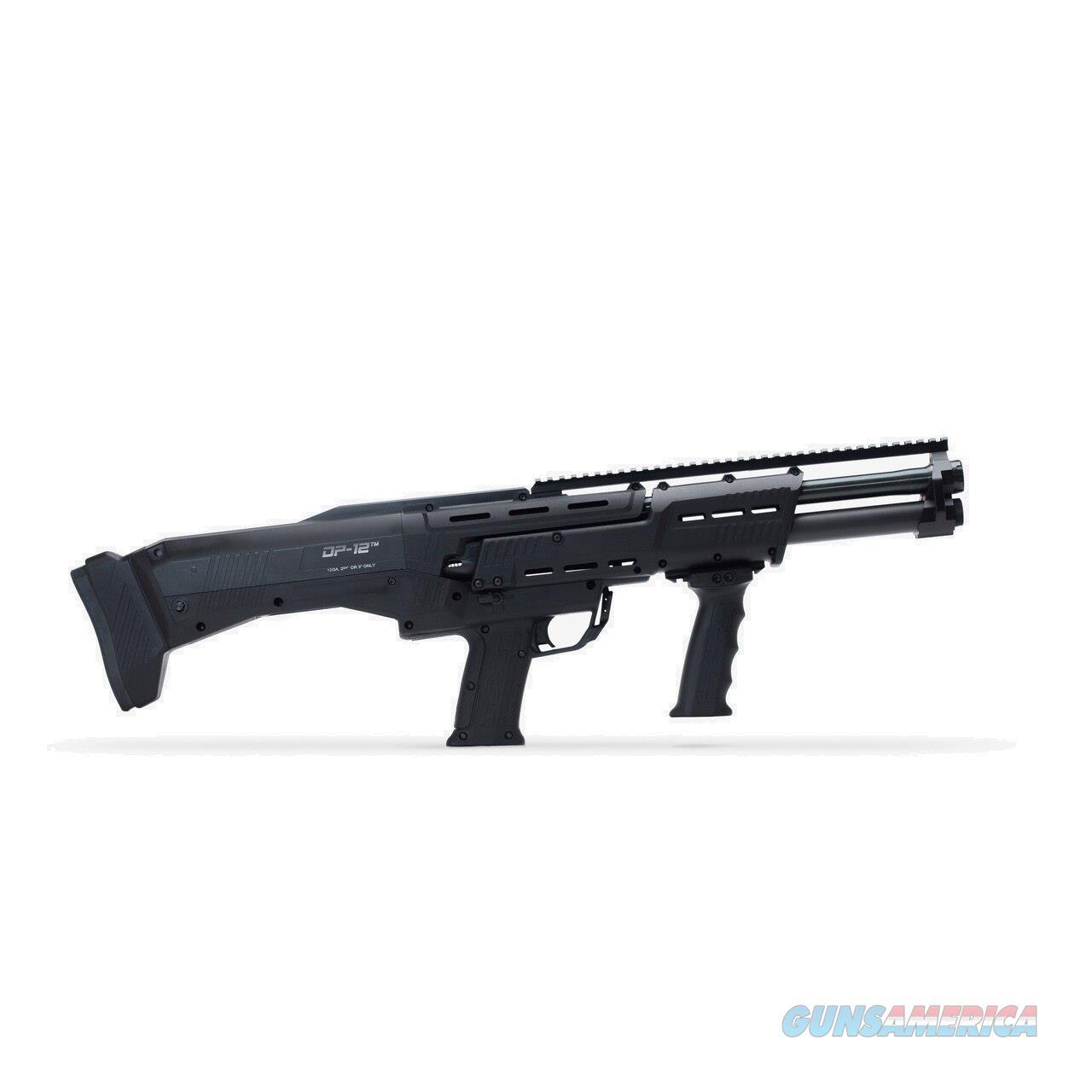 Standard Manufacturing - DP-12 Double Barrel Pump Shotgun *FACTORY DIRECT*  Guns > Shotguns > A Misc Shotguns
