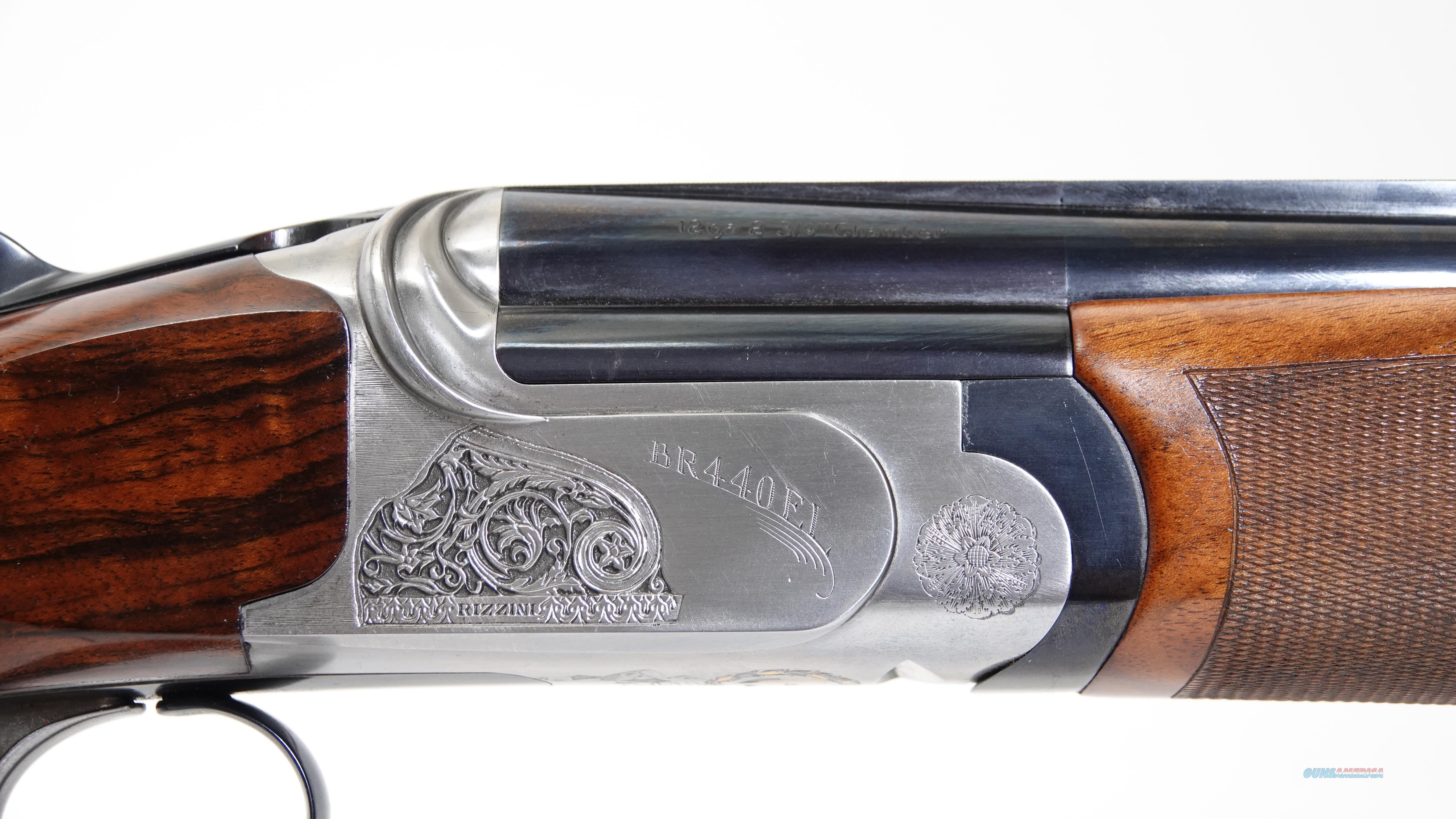 "B. Rizzini - BR440 EL, 12ga, 30"" Barrels Choked F/F  Guns > Shotguns > Rizzini Shotguns"