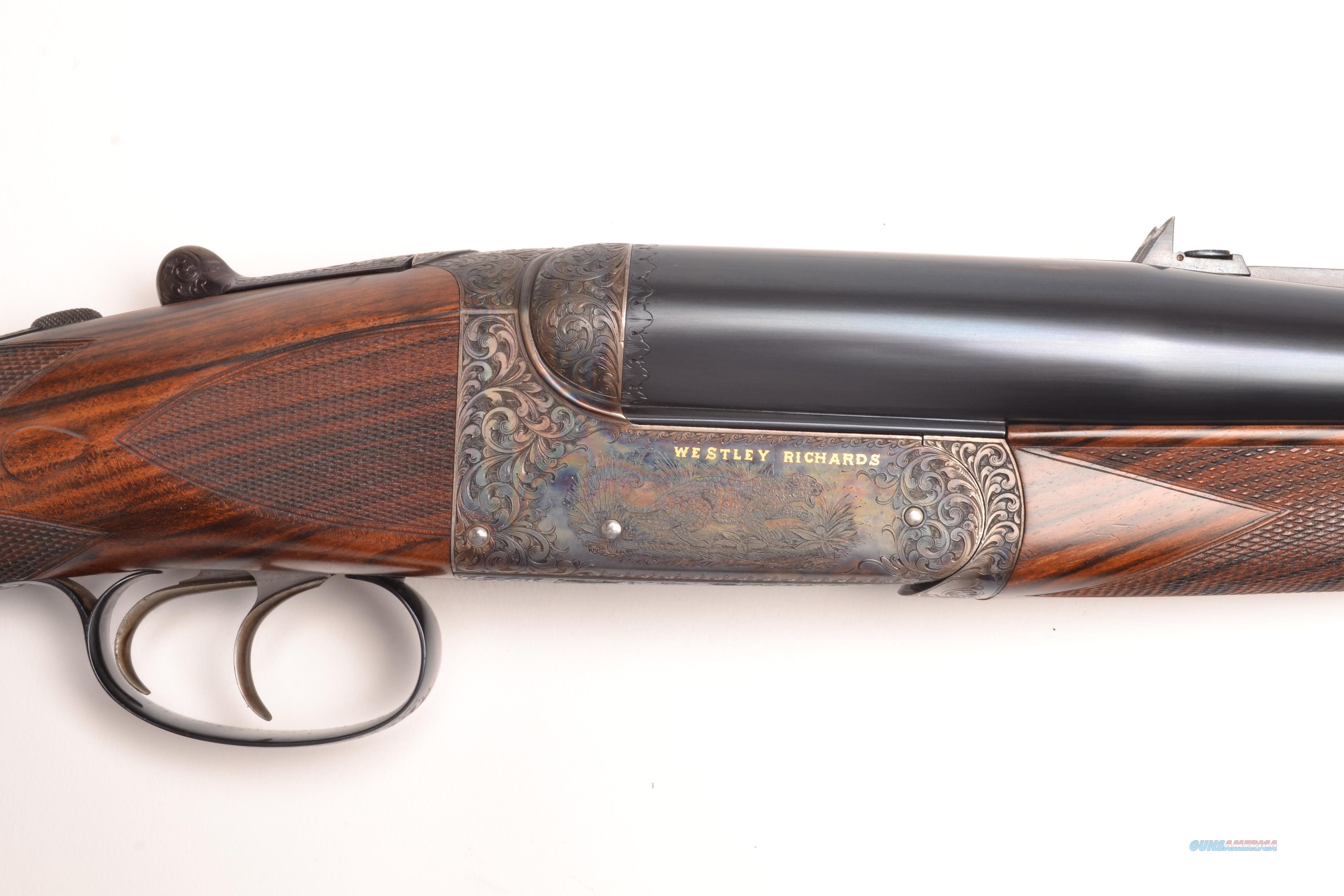 """Westley Richards - 600 Nitro Express, Double Rifle, 25"""" barrels  Guns > Rifles > Westley Richards Rifles"""