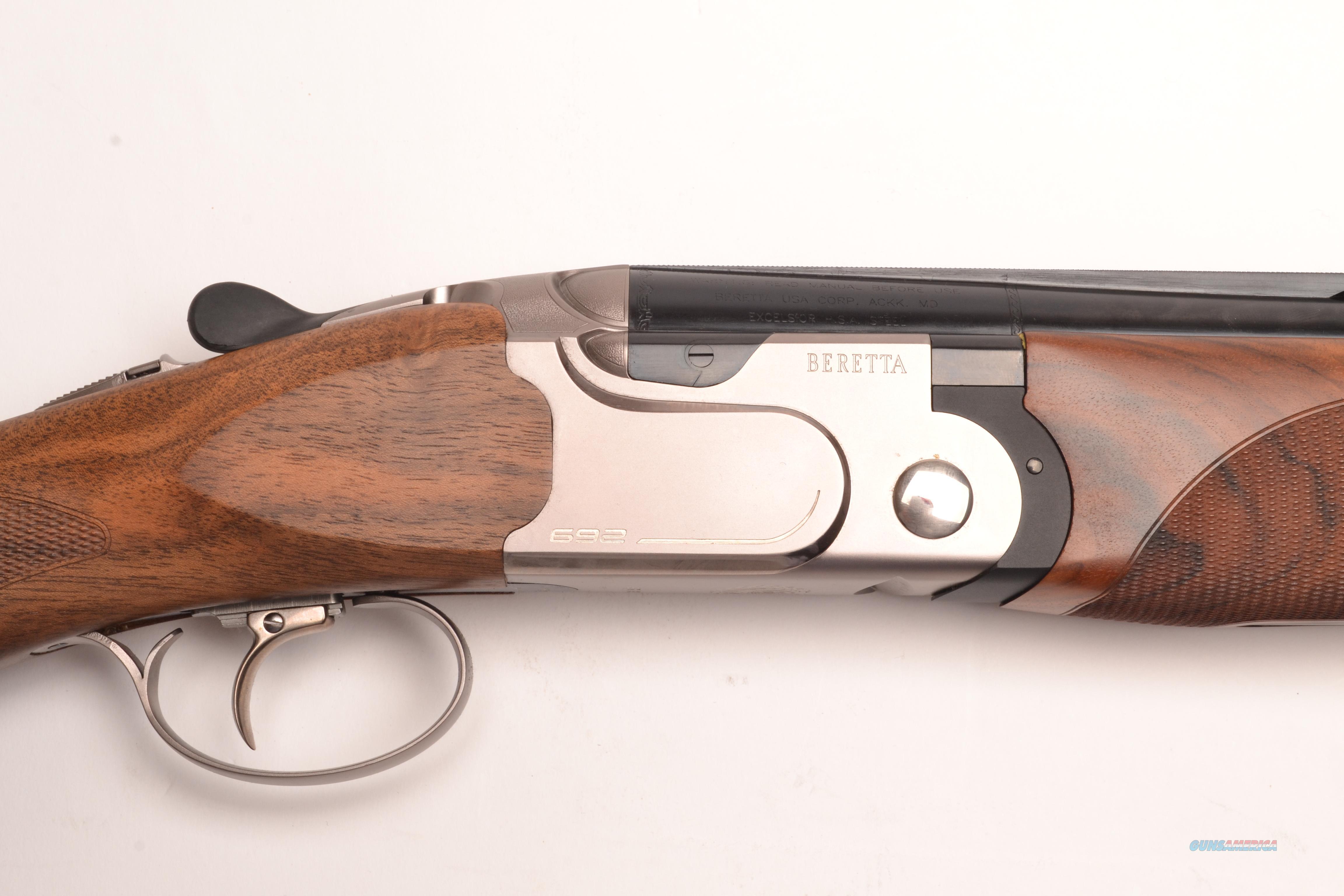 Beretta - 692 Sporting 12ga.  Guns > Shotguns > Beretta Shotguns > O/U > Hunting
