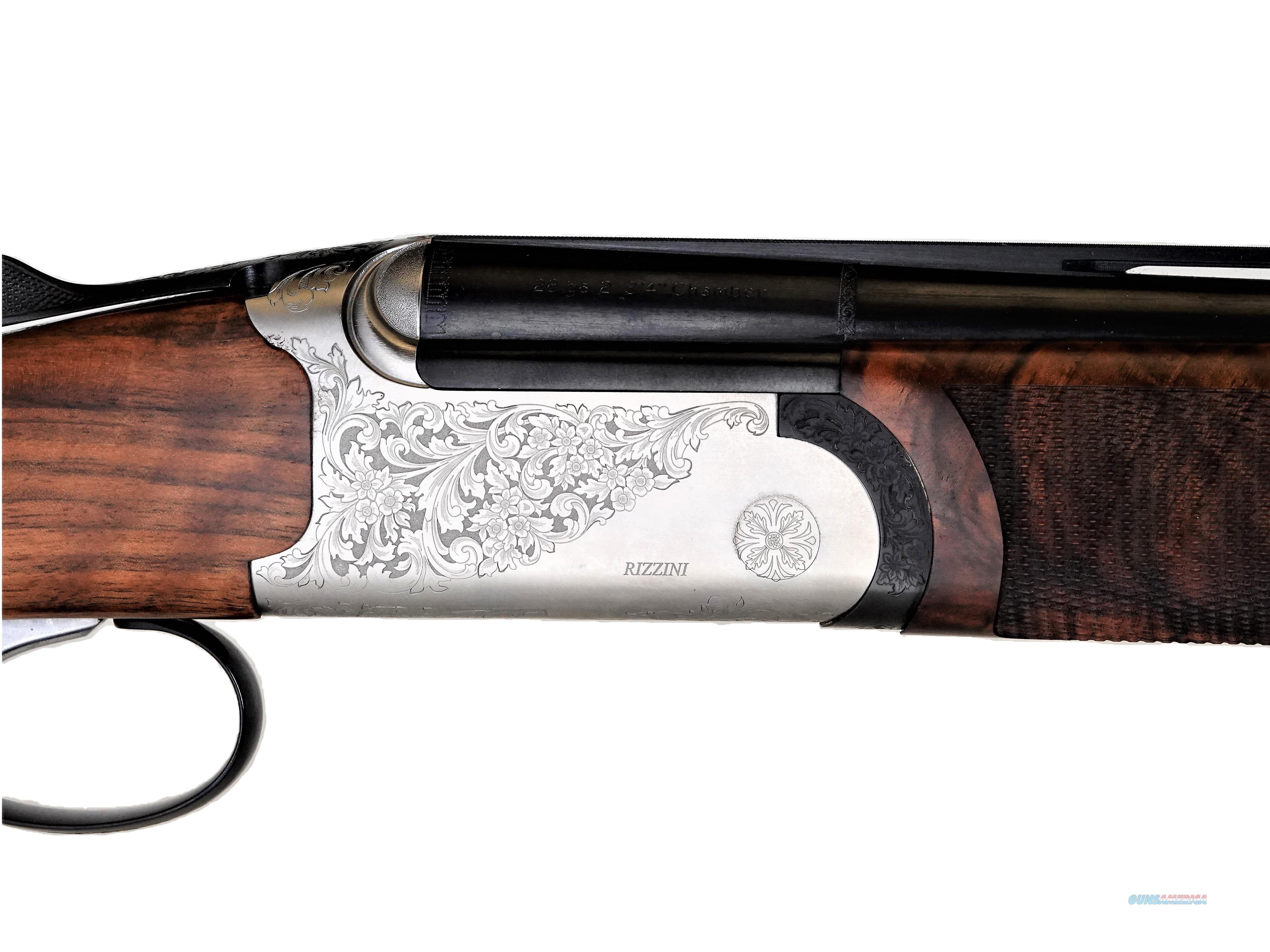 "B. Rizzini - Round Body EM Small Action 28ga, 29"" barrels  Guns > Shotguns > Rizzini Shotguns"
