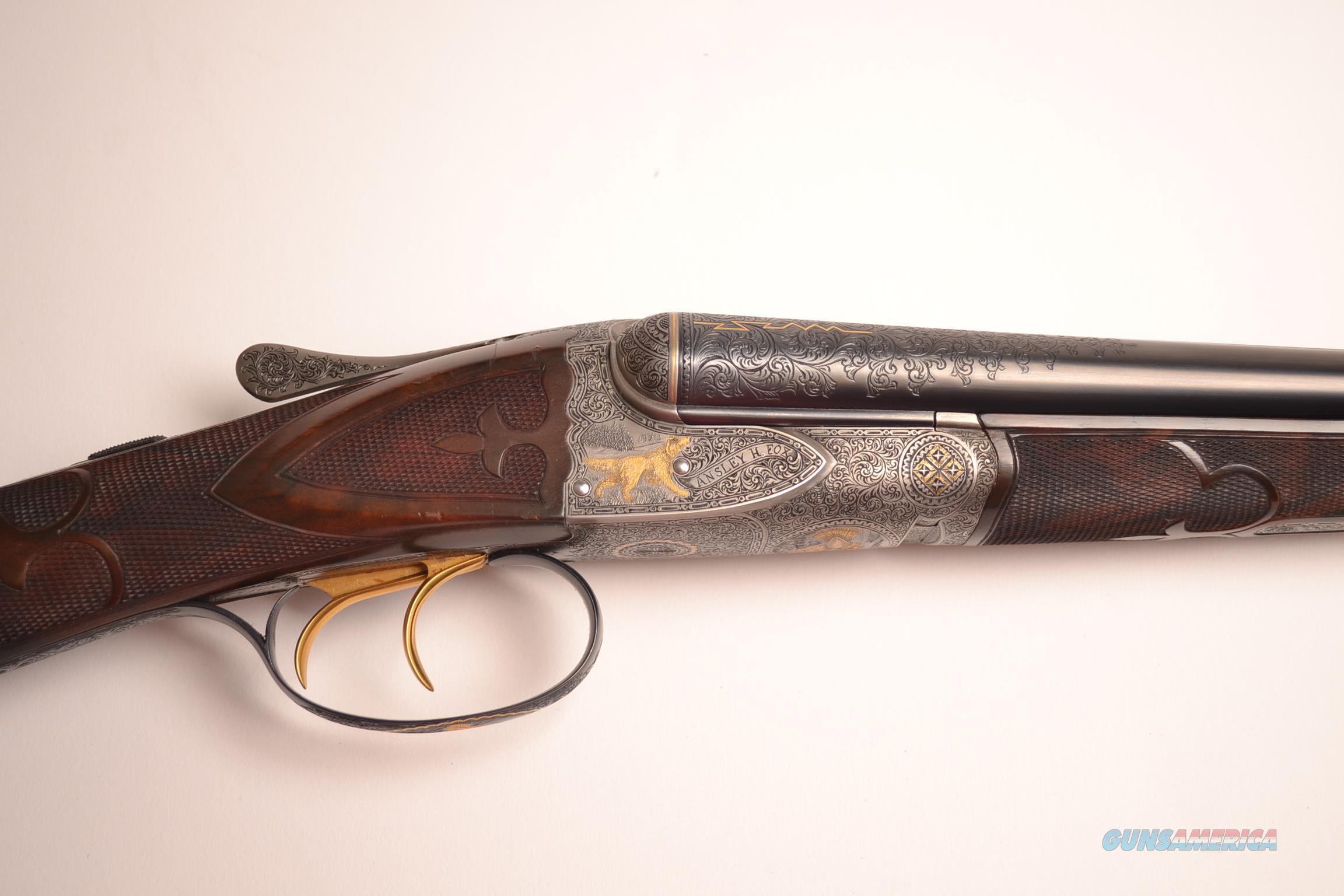 CSMC - Fox FE  Guns > Shotguns > Connecticut (Galazan) Shotguns