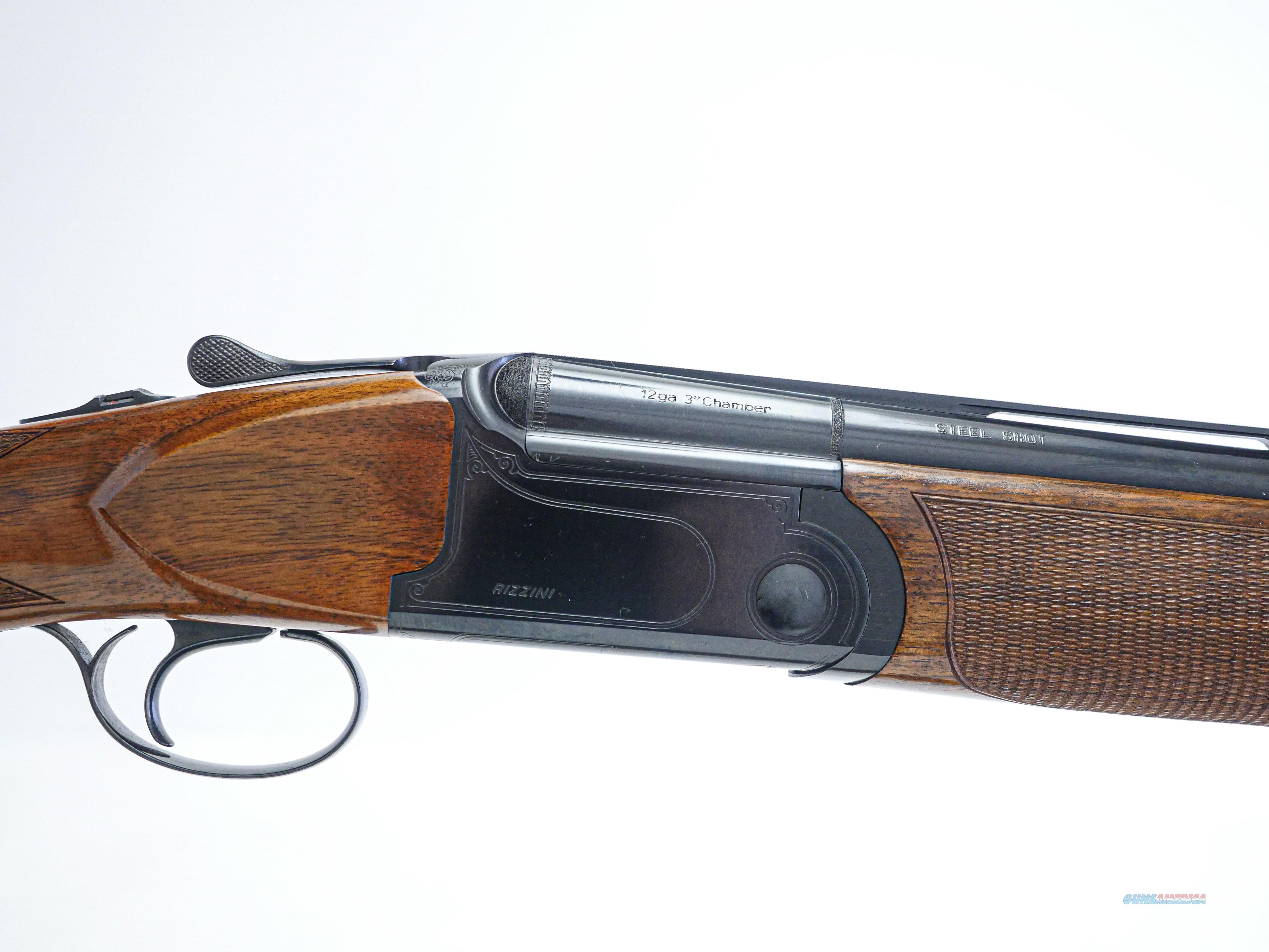 """B. Rizzini - Omnium, 12ga. 32"""" Barrels. #17630  Guns > Shotguns > Rizzini Shotguns"""