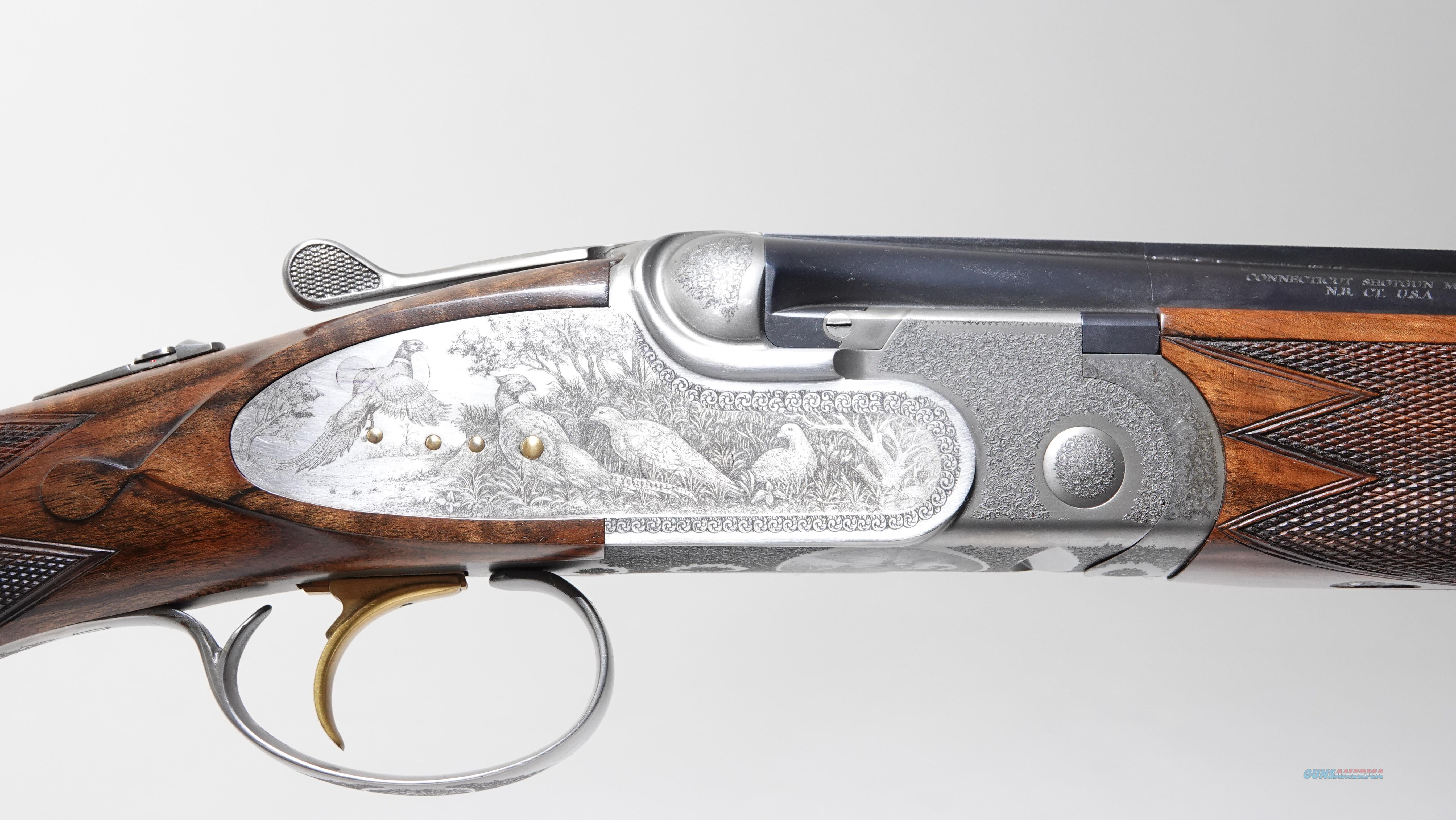 "CSMC - Christian Hunter, Platinum, 20ga. 30"" Barrels.  Guns > Shotguns > Connecticut (Galazan) Shotguns"