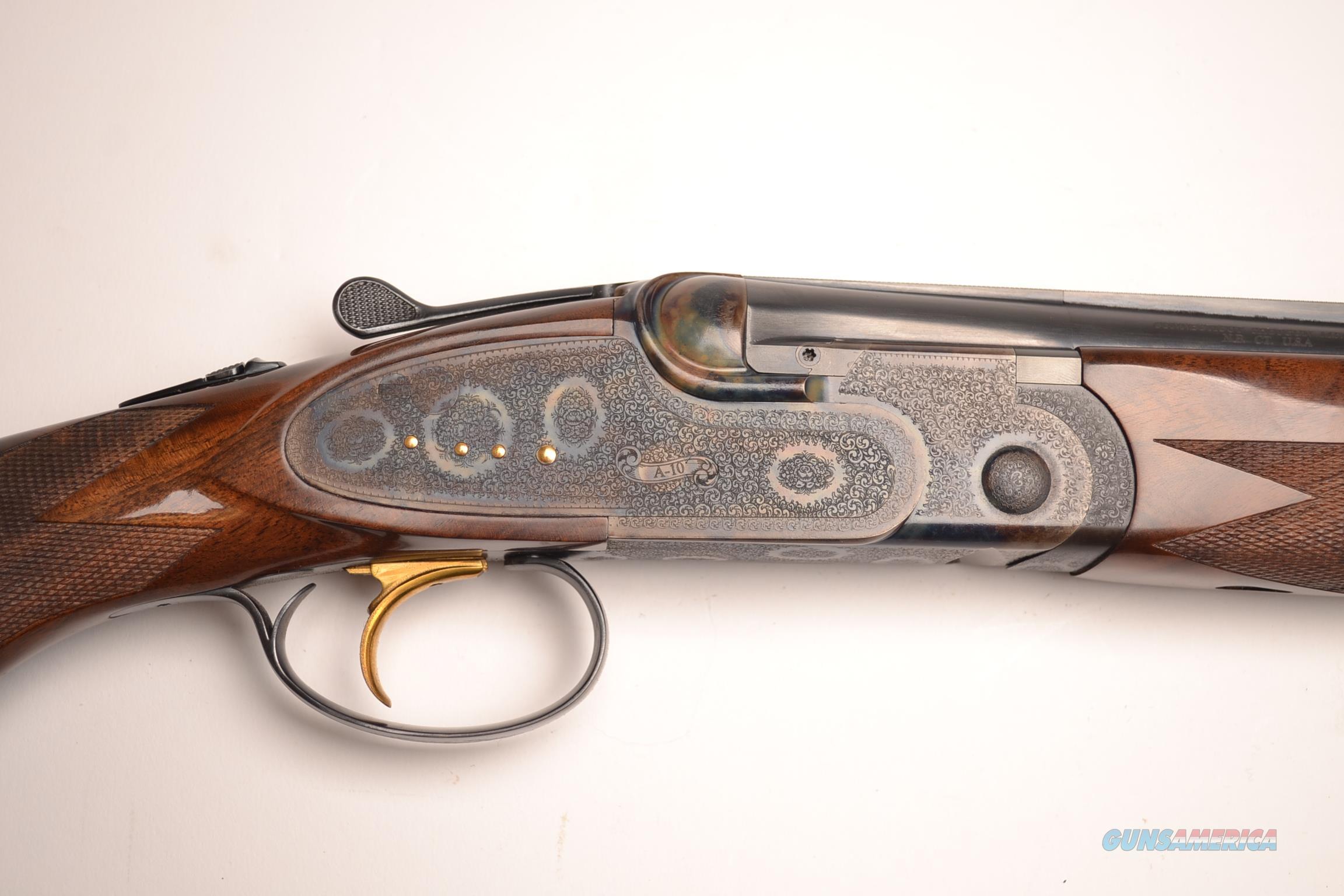 CSMC - A10 Rose & Scroll  Guns > Shotguns > Connecticut (Galazan) Shotguns