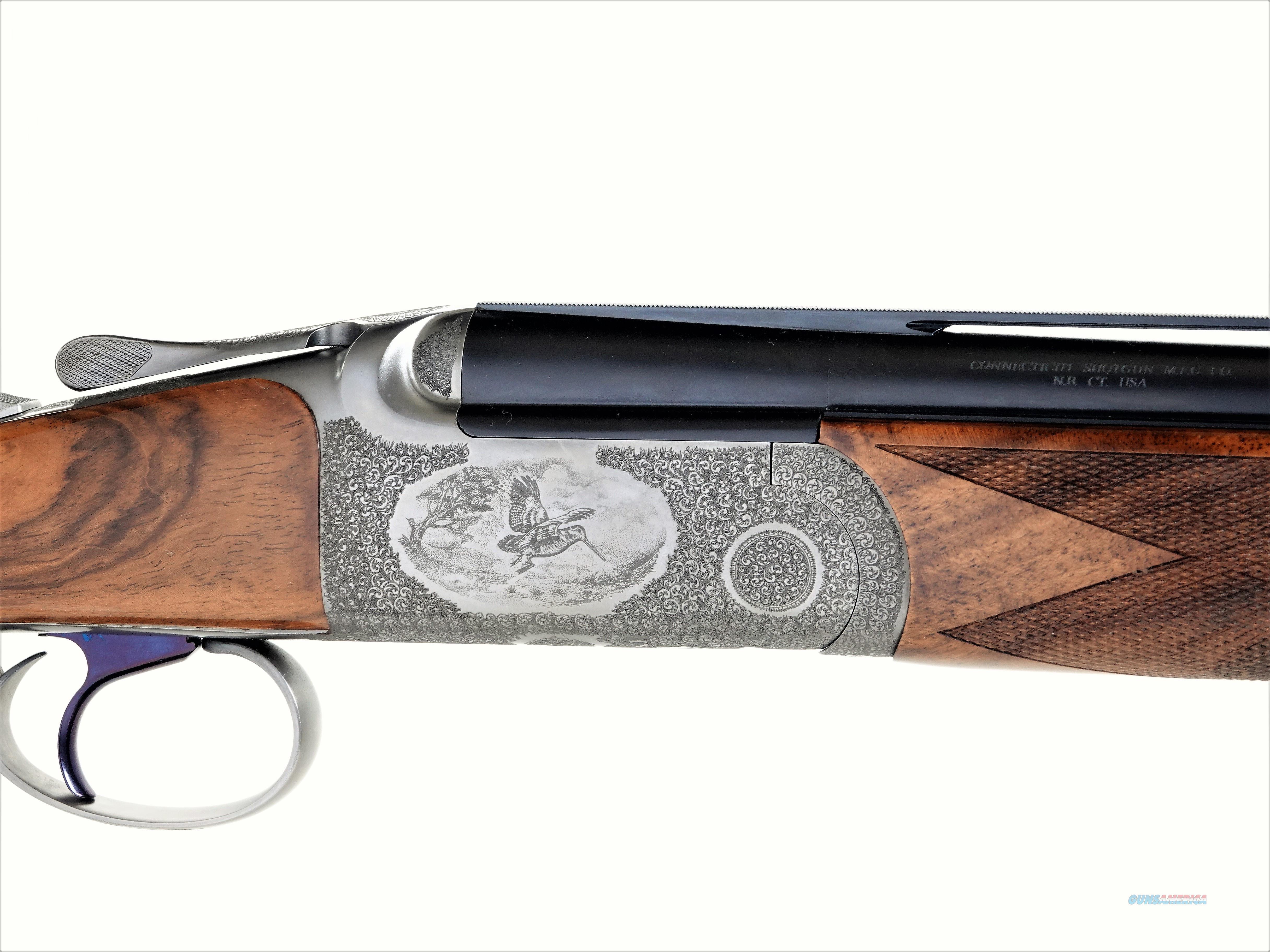 "CSMC Inverness - Special, Round Body, 20ga. 28"" Barrels #28690  Guns > Shotguns > Connecticut (Galazan) Shotguns"