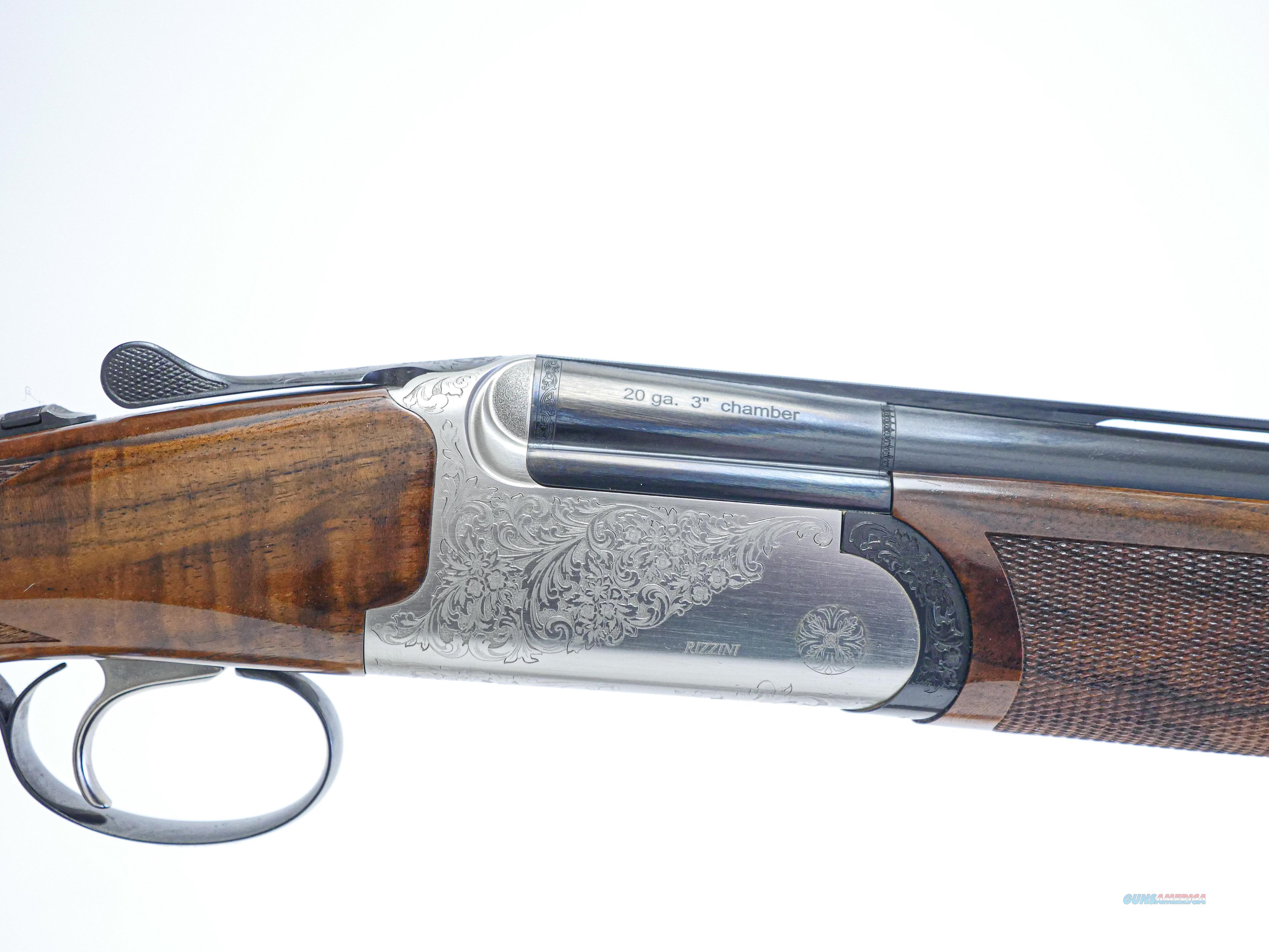 """B. Rizzini - Round Body EM, 20ga. 29"""" Barrels  Guns > Shotguns > Rizzini Shotguns"""