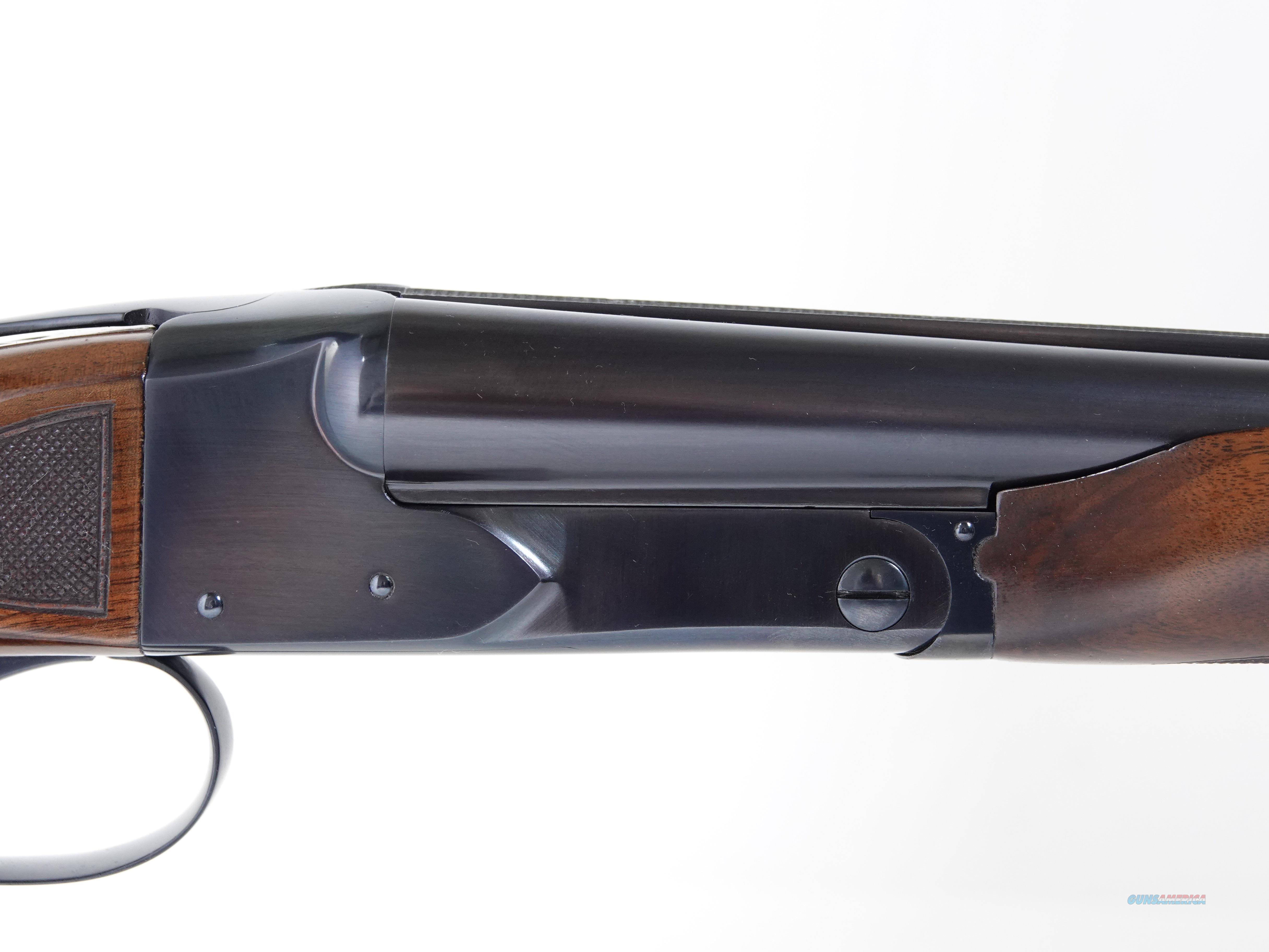 """Winchester - Model 21, Factory Trap Skeet, 20ga. 26"""" barrels choked WS1/WS1  Guns > Shotguns > Winchester Shotguns - Modern > SxS"""
