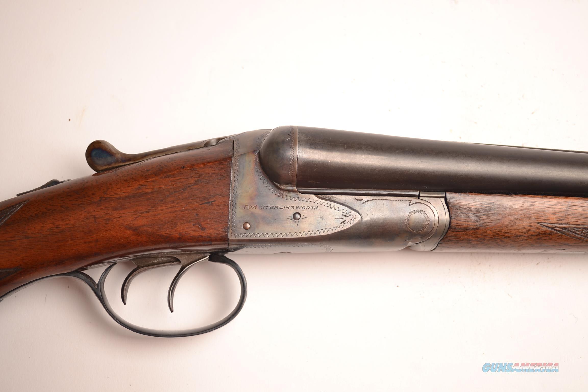 A.H. Fox - Sterlingworth  Guns > Shotguns > Fox Shotguns