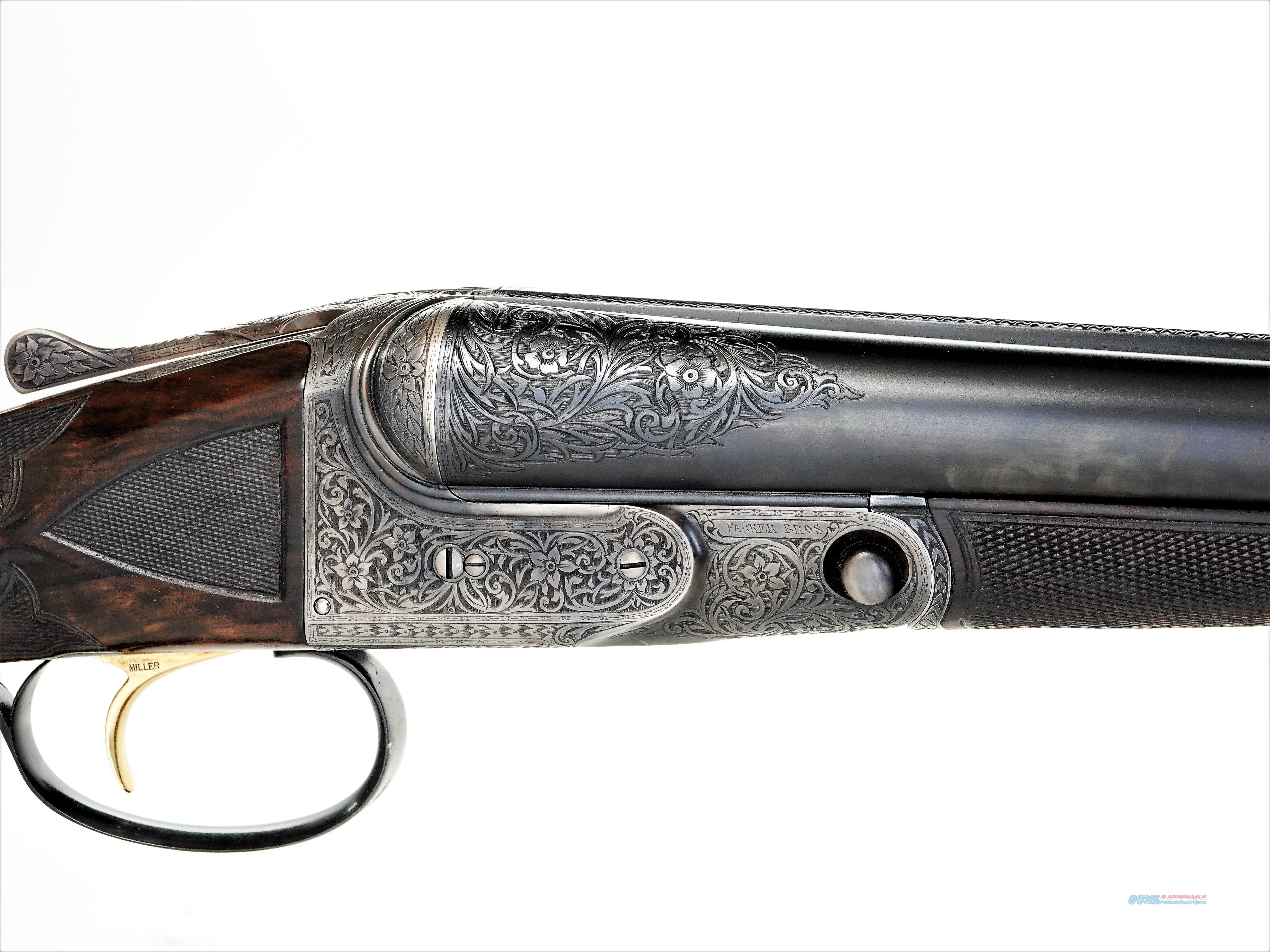 """Parker AAHE, 12ga, #2 frame, 30"""" barrels #44903  Guns > Shotguns > Parker Shotguns"""