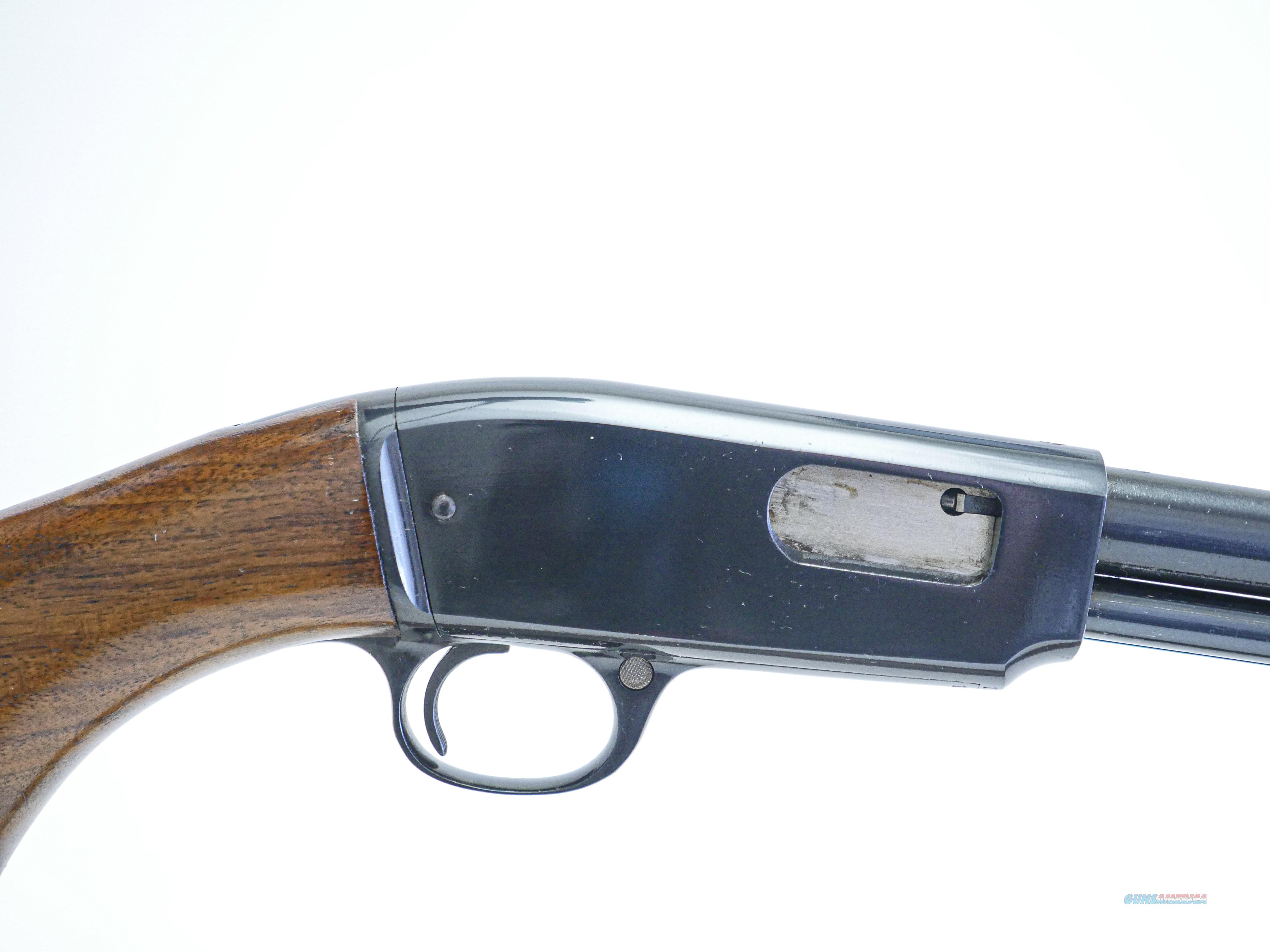 "Winchester - Model 61, .22 S, L or LR. Rimfire, 24"" Barrel.  Guns > Rifles > Winchester Rifles - Modern Pump"