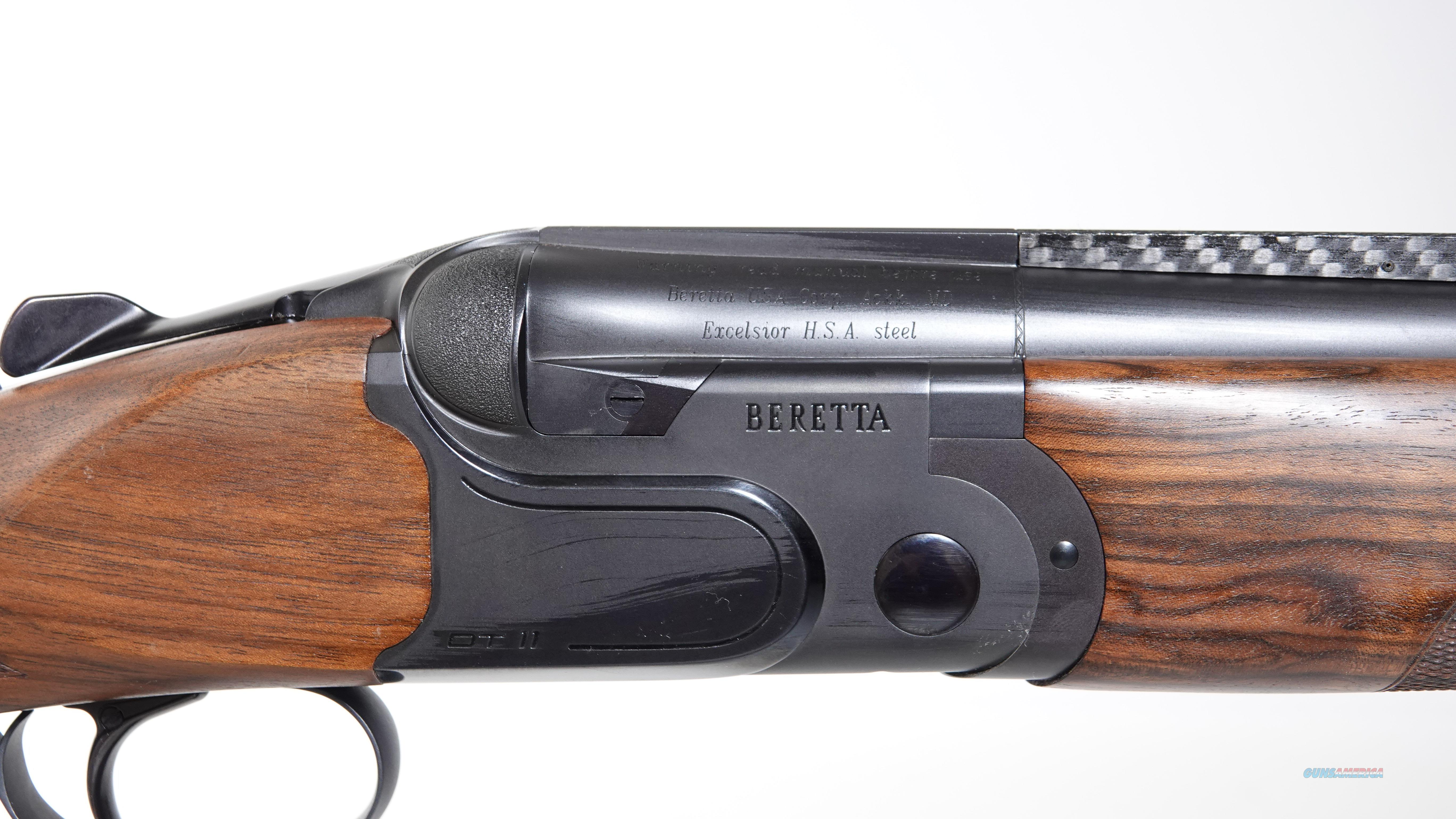BERETTA, DT11 BLACK PRO SPORTING  12 ga.,32 in. #44173  Guns > Shotguns > Beretta Shotguns > O/U > Trap/Skeet