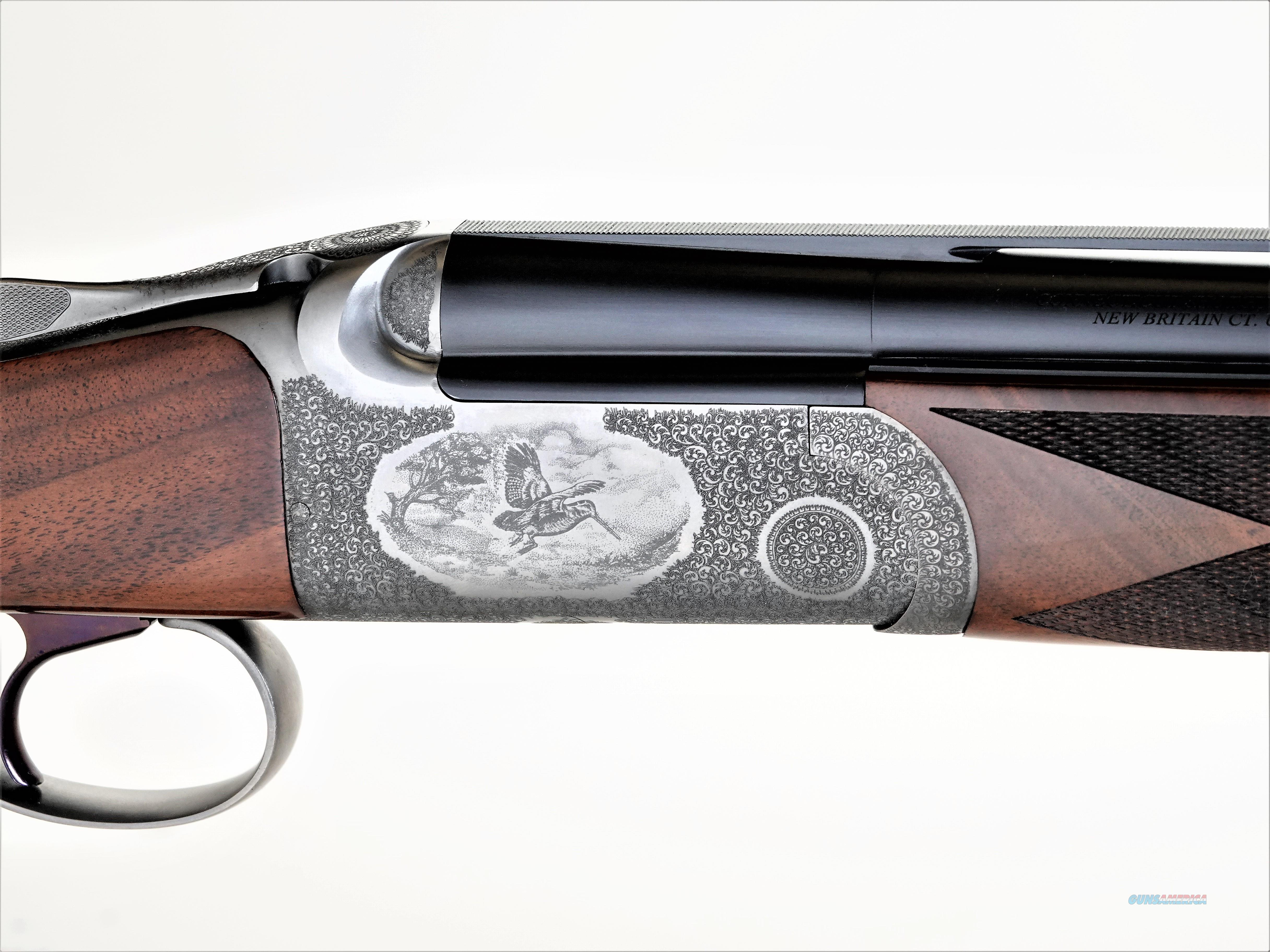 "CSMC Inverness –Special Round Body, O/U, 20ga., 30"" barrels #31731  Guns > Shotguns > Connecticut (Galazan) Shotguns"