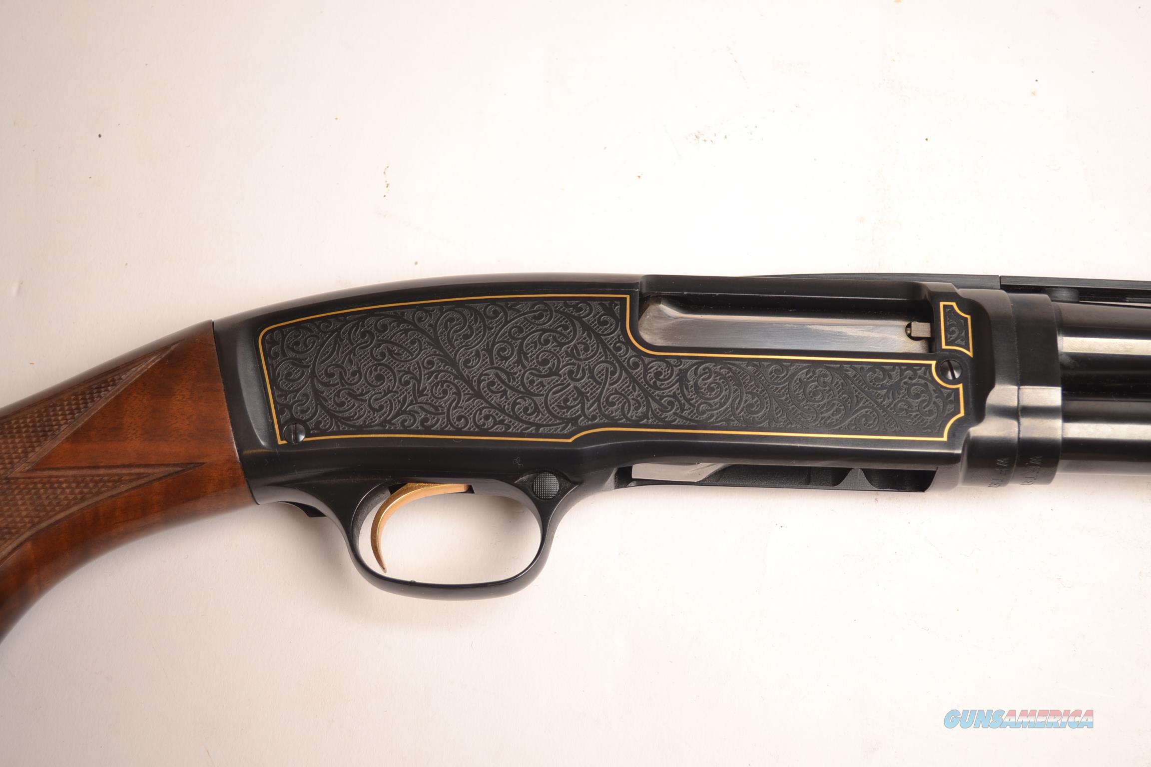 Winchester - Model 42 High Grade Limited Edition   Guns > Shotguns > Winchester Shotguns - Modern > Pump Action > Hunting