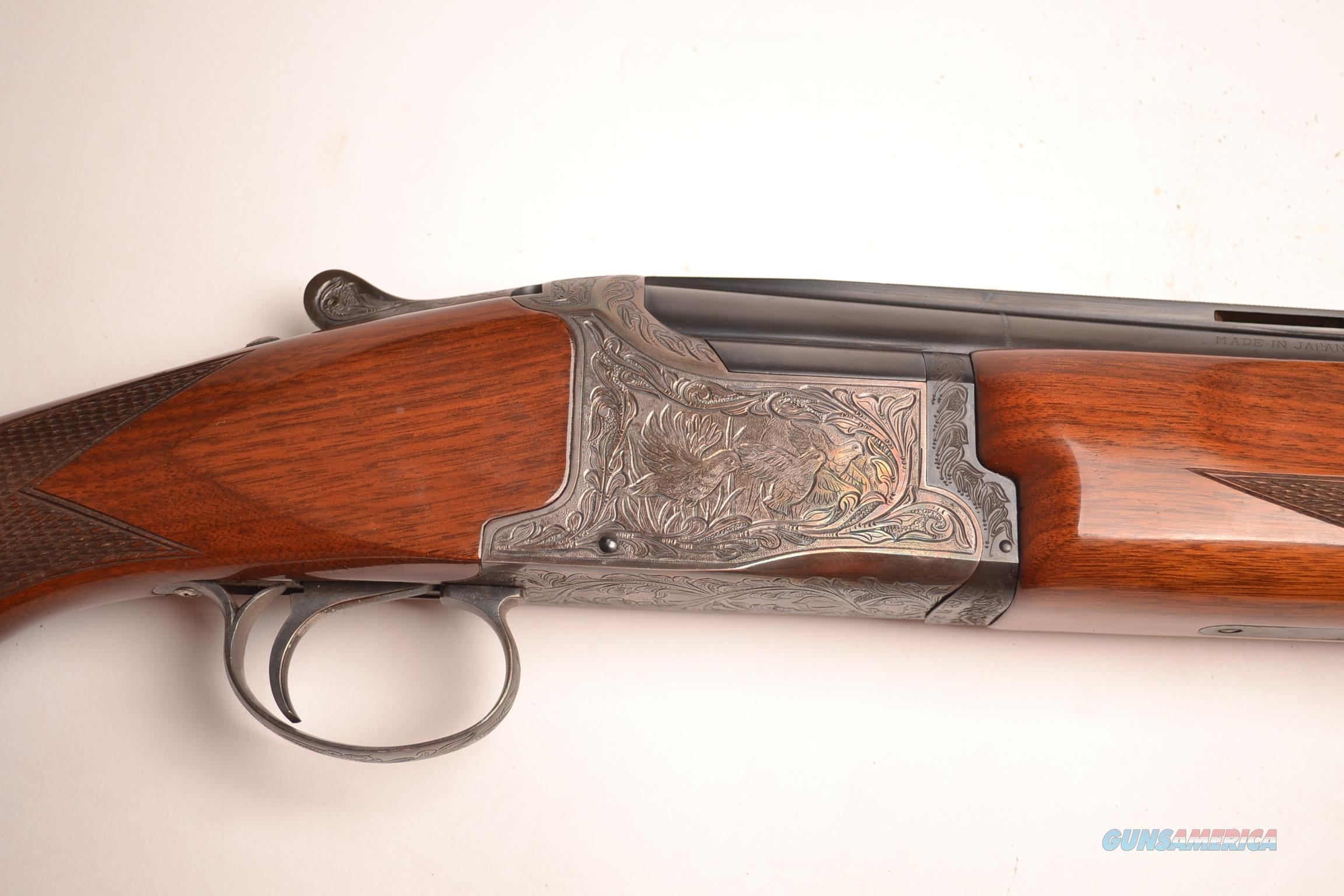 Winchester - Model 96 XTR, 12ga.  Guns > Shotguns > Winchester Shotguns - Modern > O/U > Hunting