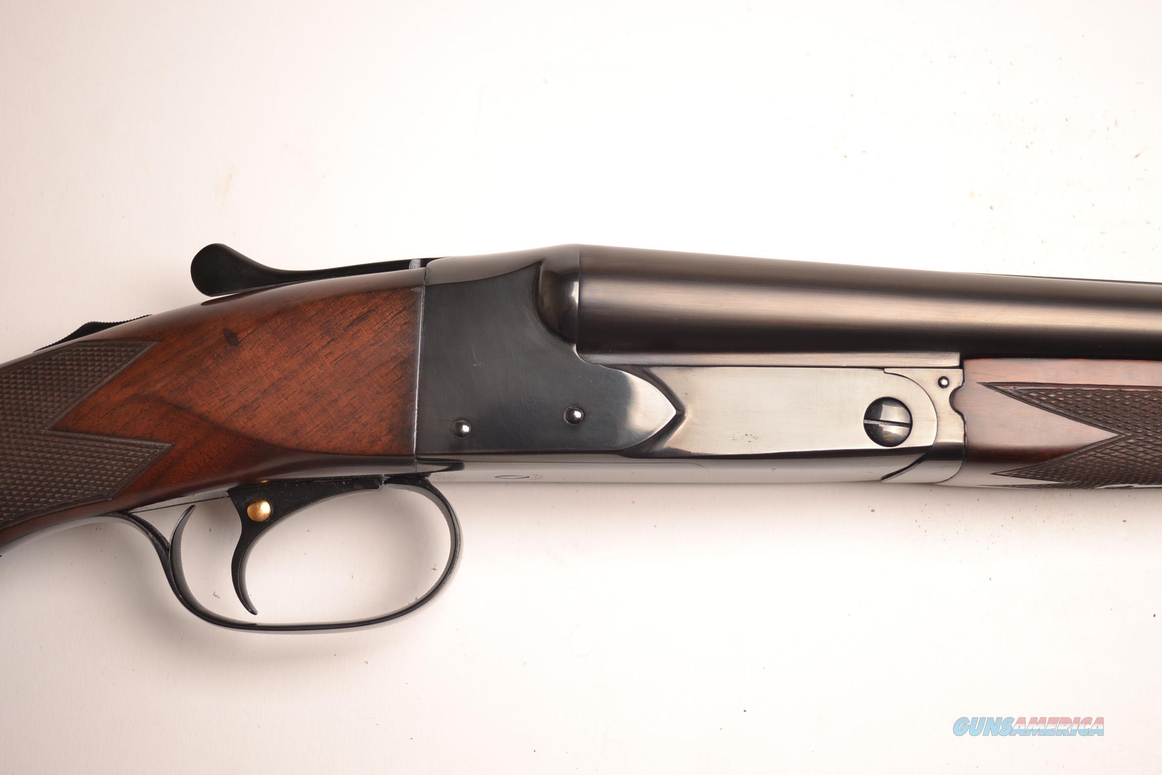 Winchester - Model 21, 20ga.  Guns > Shotguns > Winchester Shotguns - Modern > SxS