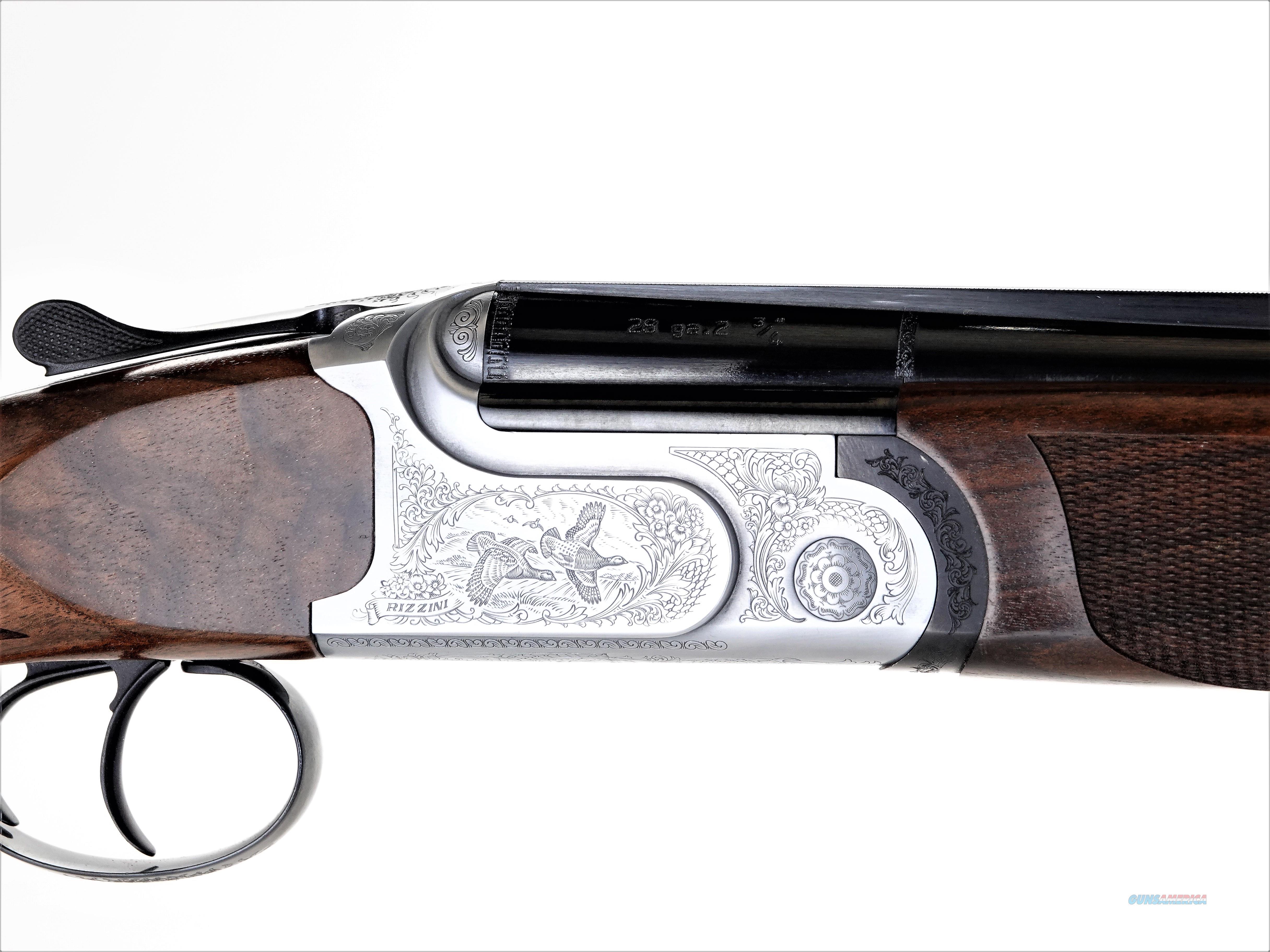 "B. Rizzini - Aurum Small Action, 28ga./410ga. 30"" Barrels  Guns > Shotguns > Rizzini Shotguns"