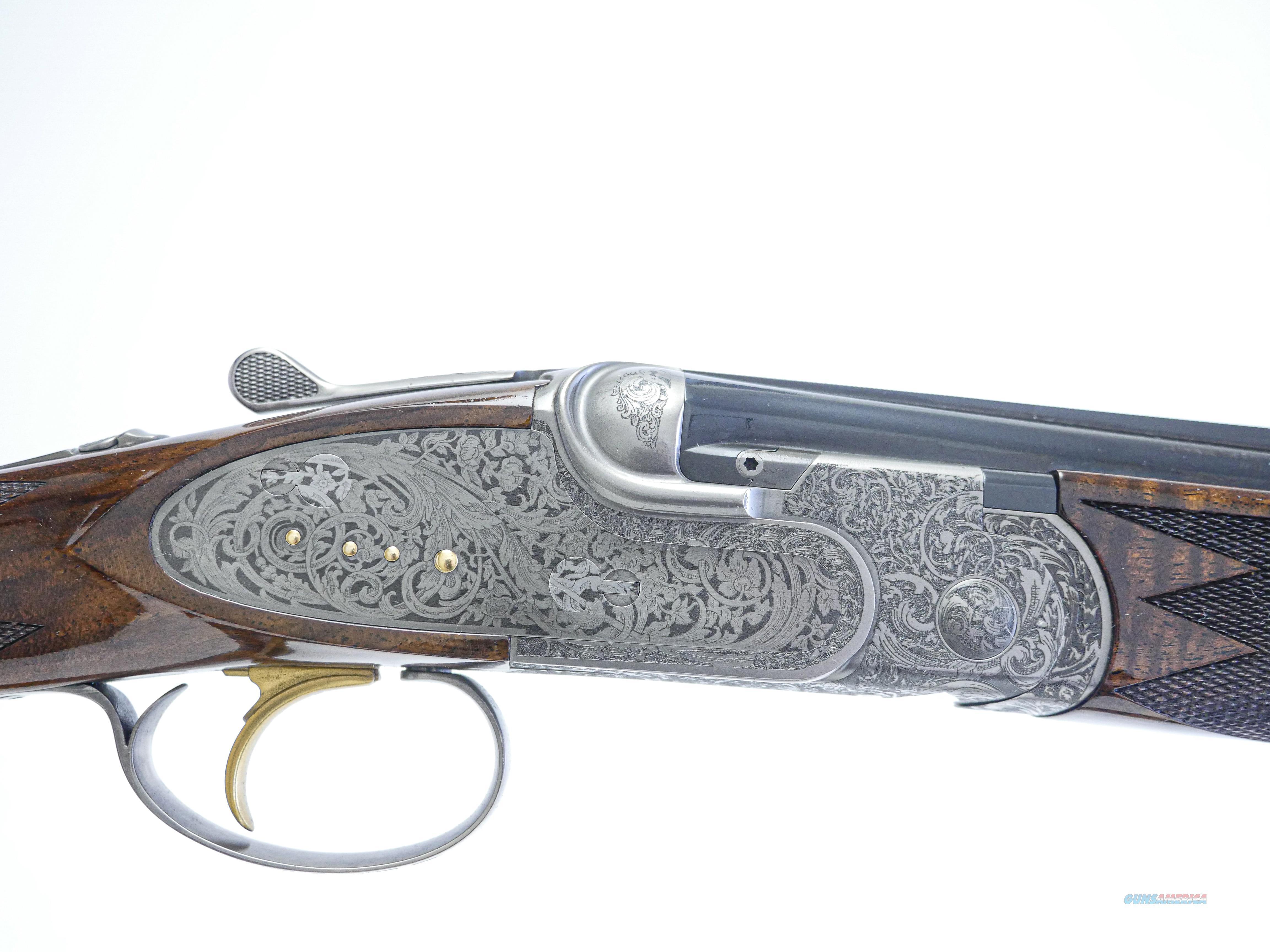 """CSMC - A10 Platinum, Ornamental, 20ga. 30"""" Barrels  Guns > Shotguns > Connecticut (Galazan) Shotguns"""