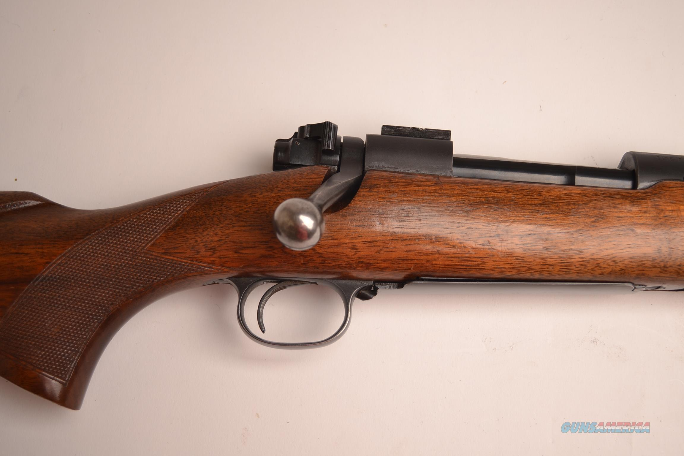 Winchester – Model 70  Guns > Rifles > Winchester Rifles - Modern Bolt/Auto/Single > Model 70 > Pre-64
