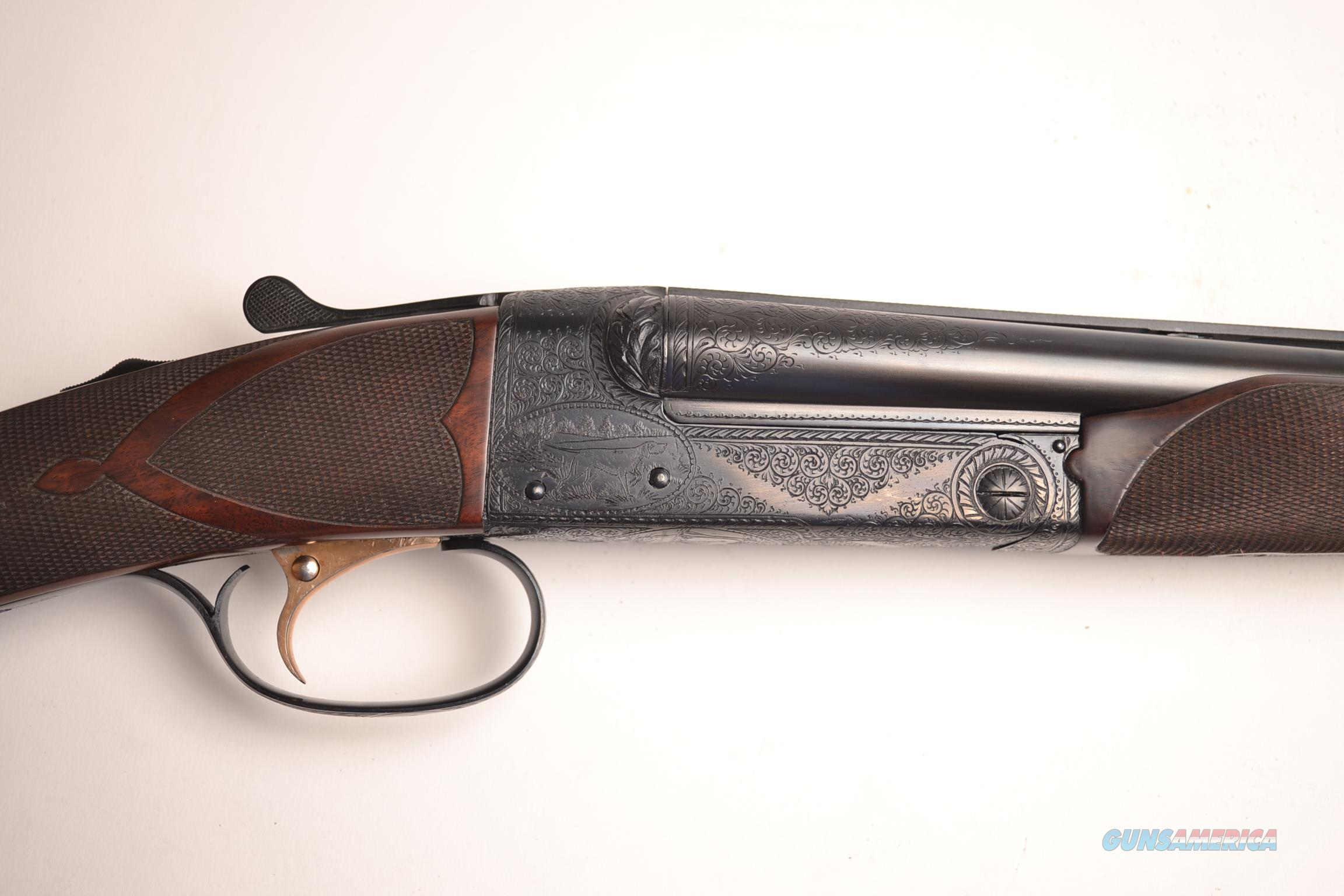 Winchester - Model 21 #6 Engraved  Guns > Shotguns > Winchester Shotgun Commemoratives