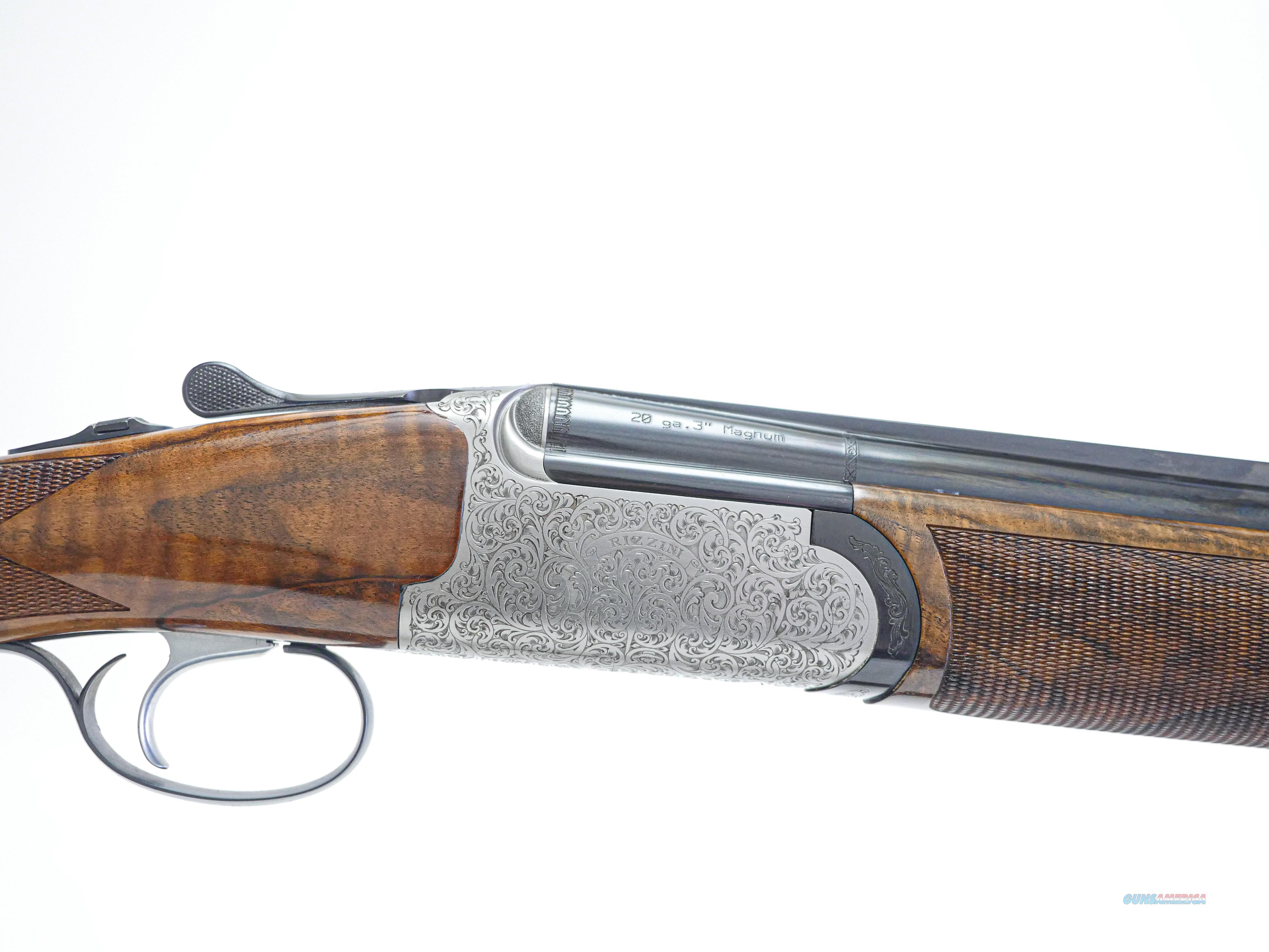 "B. Rizzini - Round Body EL, 20ga. 29"" Barrels. #12533  Guns > Shotguns > Rizzini Shotguns"